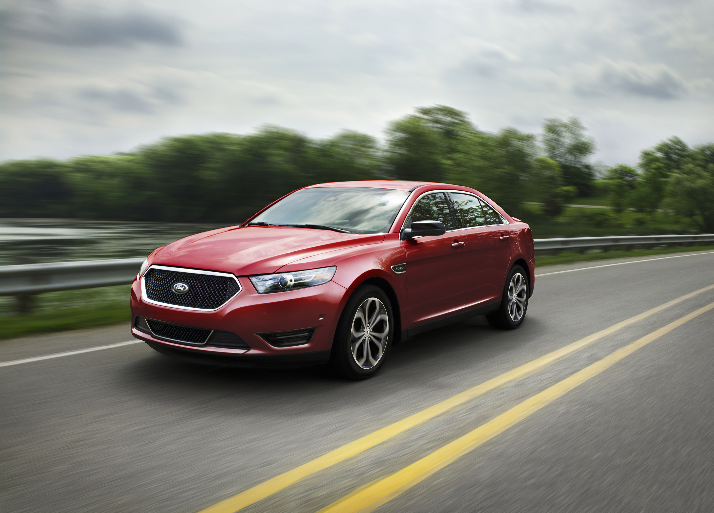 Blue Oval bye-bye: Ford axes Fiesta, Fusion, Focus, Taurus cars from future  plans