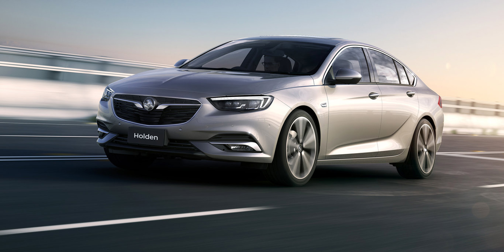 2018 Holden Commodore revealed, previews 2018 Buick Regal