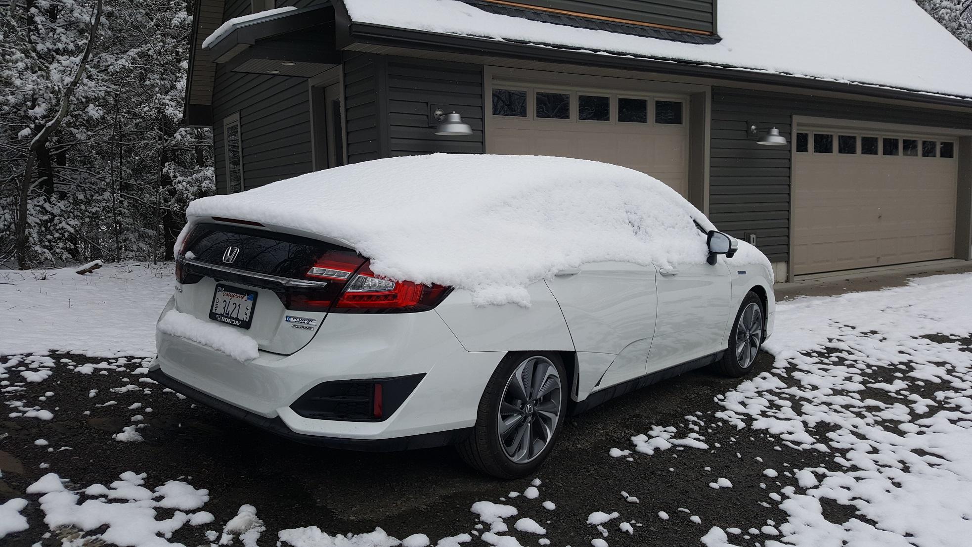 2018 Honda Clarity Plug In Hybrid Weekend Drive Review