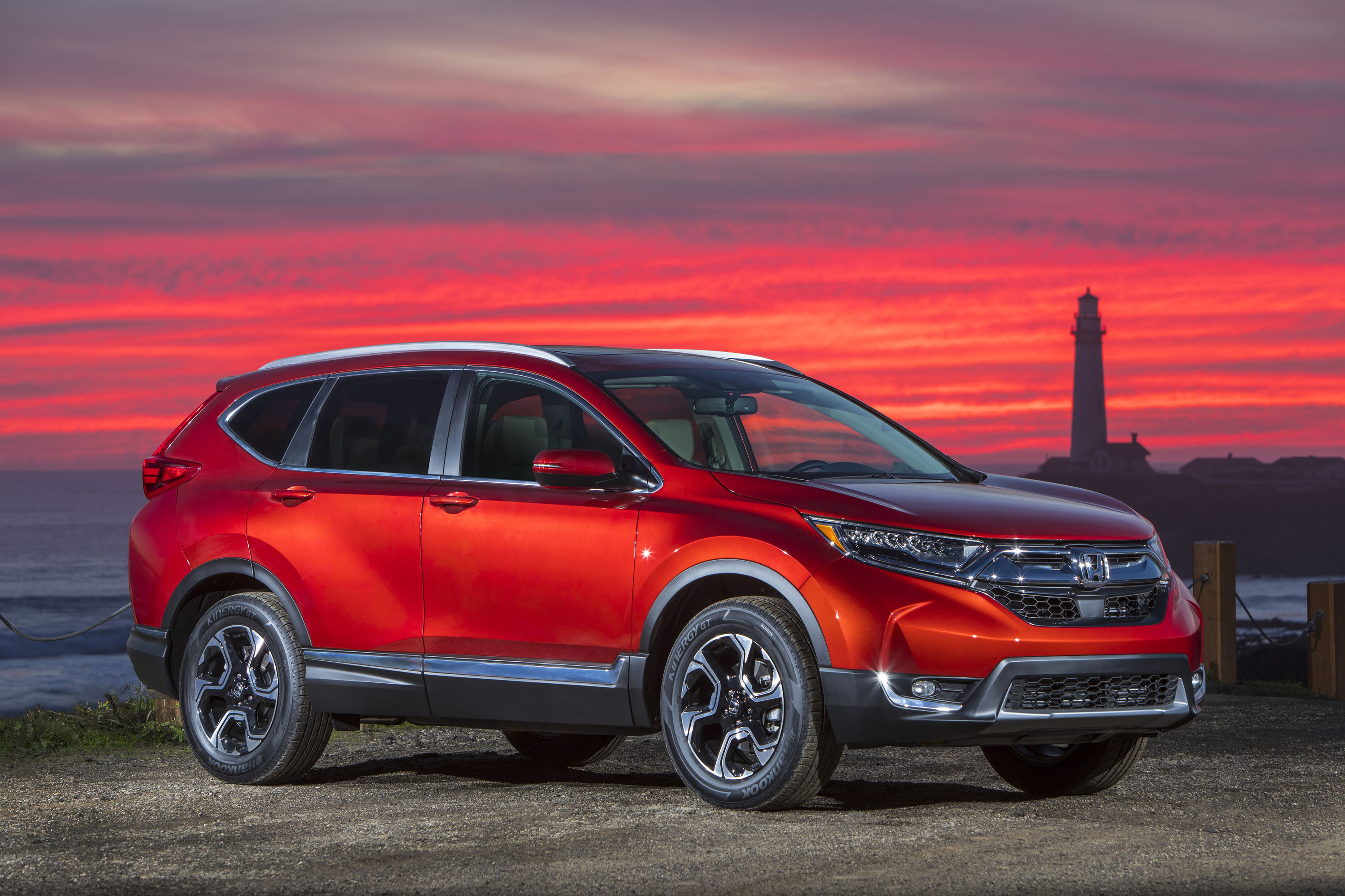Honda Mrv 2018: 5 Things I Learned From The 2018 Honda CR-V, America's