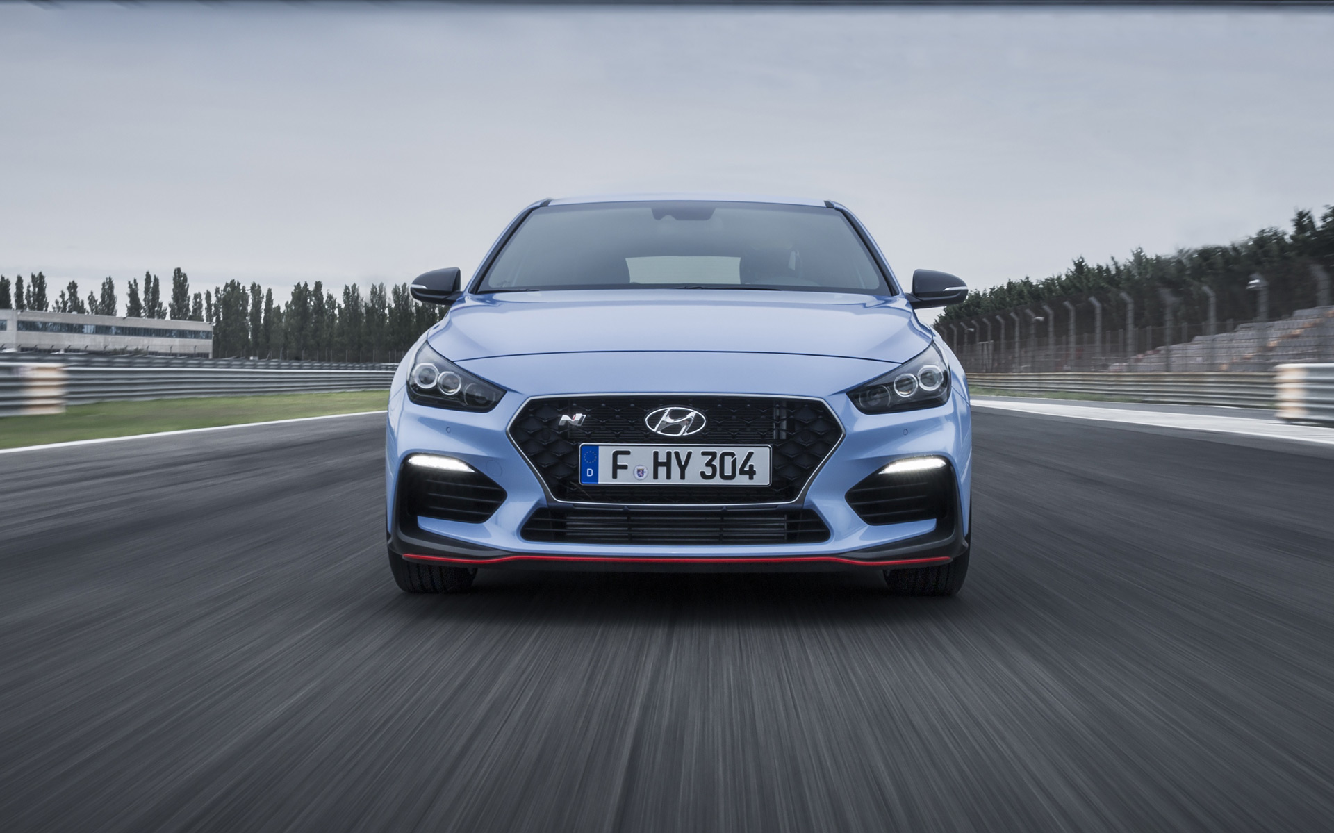 2018 hyundai i30 n korea 39 s golf gti rival revealed. Black Bedroom Furniture Sets. Home Design Ideas
