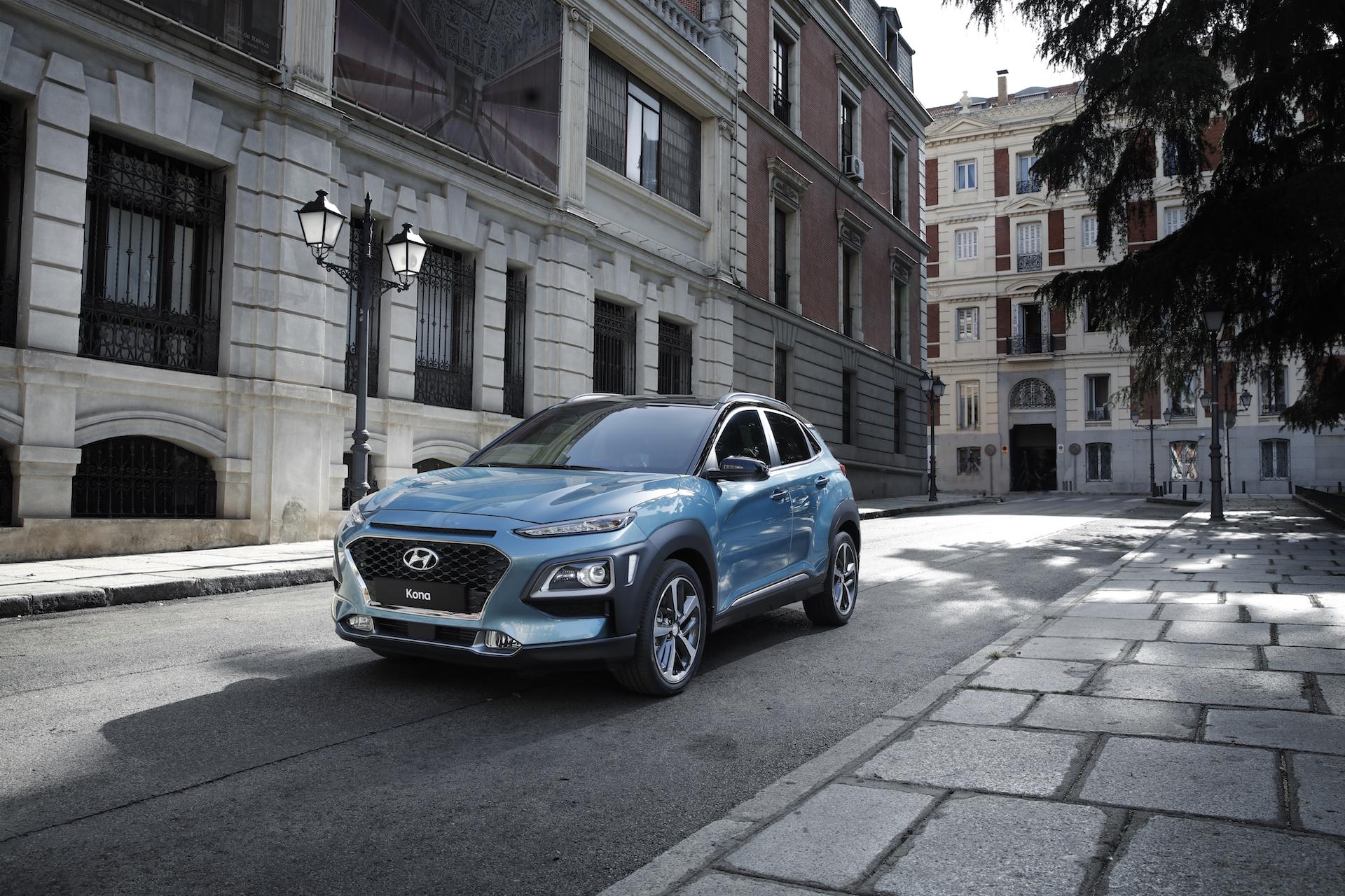Electric Hyundai Kona Kia Niro Production To Rise Again