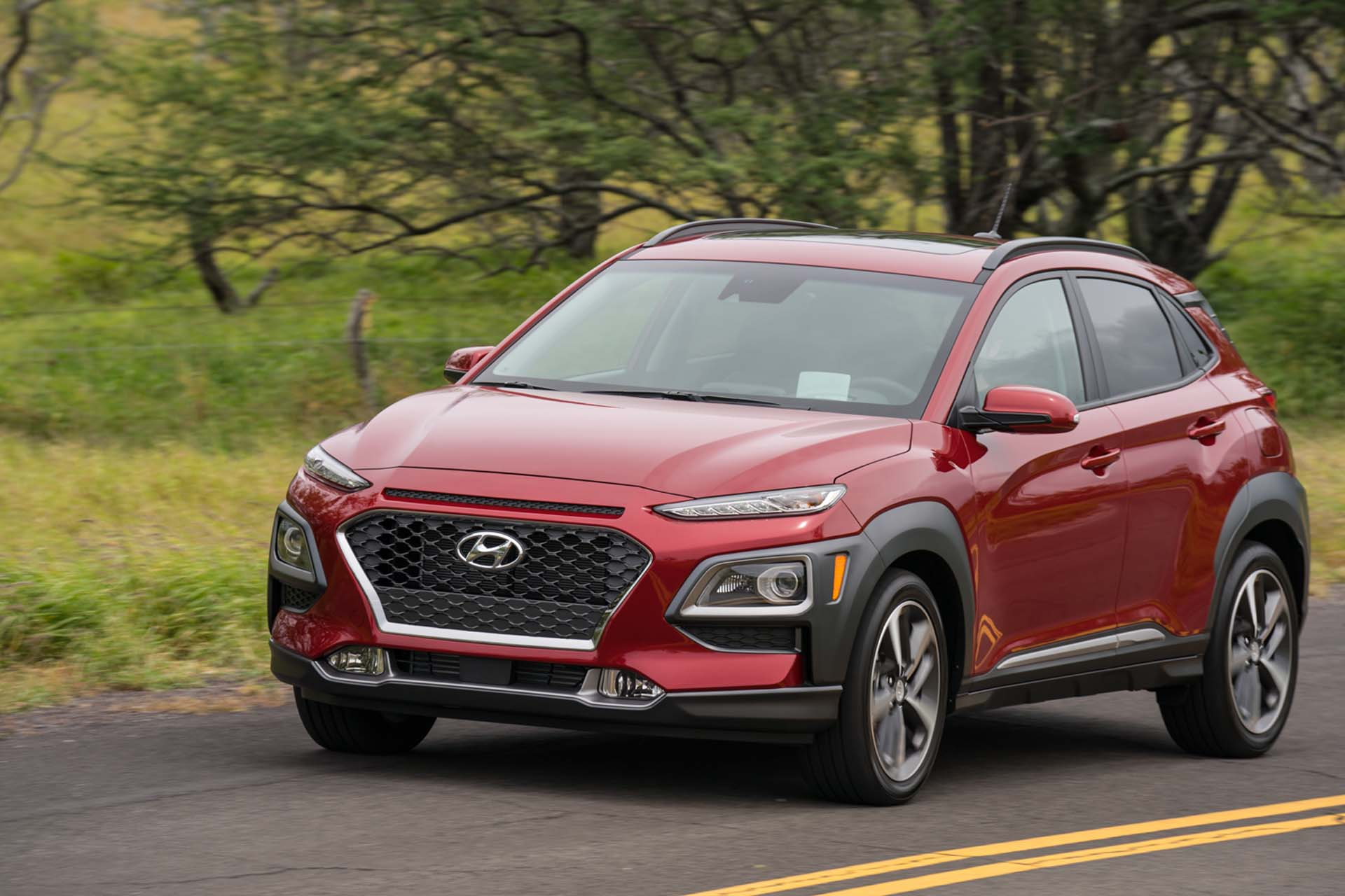 2018 Hyundai Kona Review, Ratings, Specs, Prices, and ...