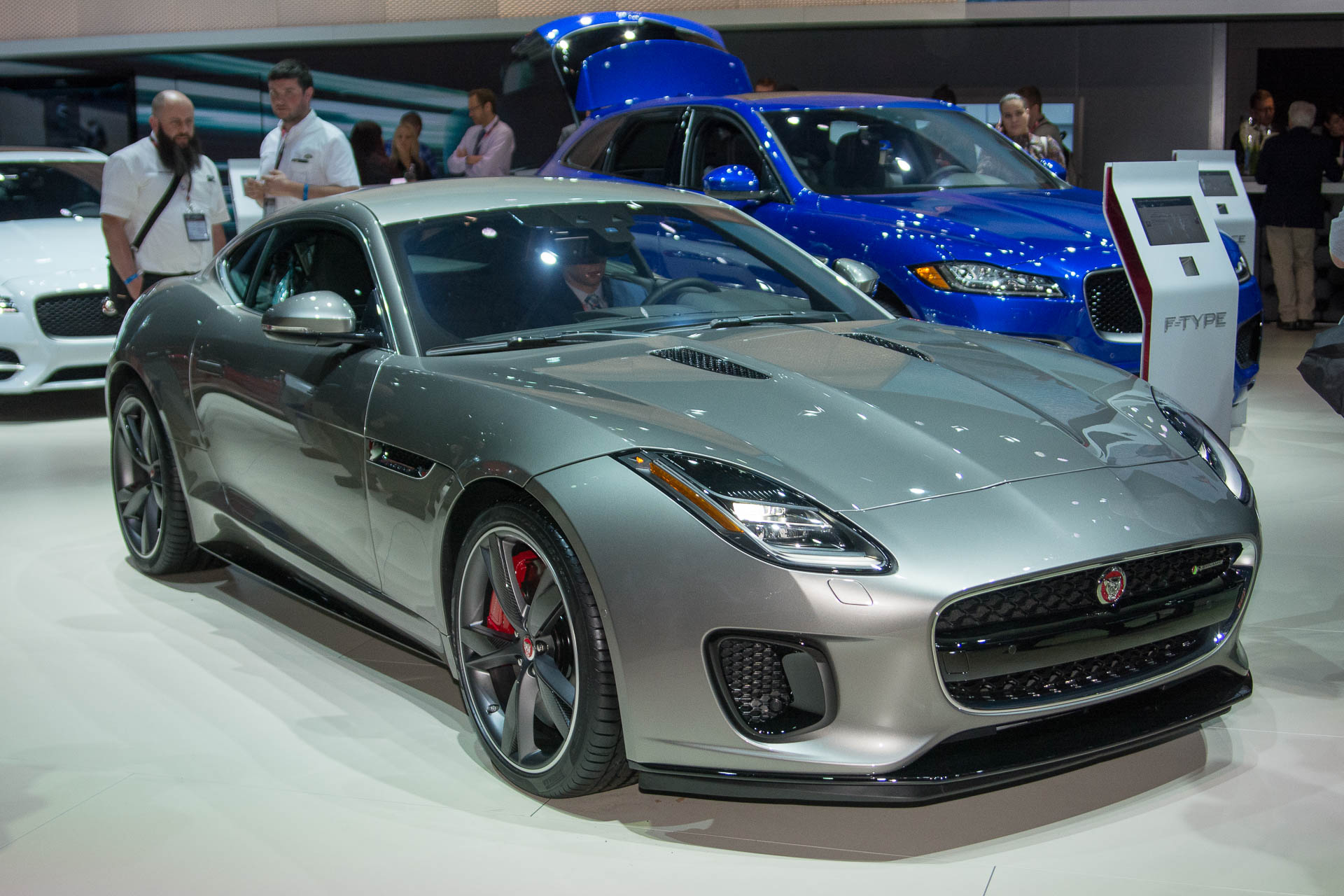 2018 jaguar f type. beautiful jaguar 2018 jaguar ftype pricing drops to 60895 with addition of 4cylinder  option inside jaguar f type