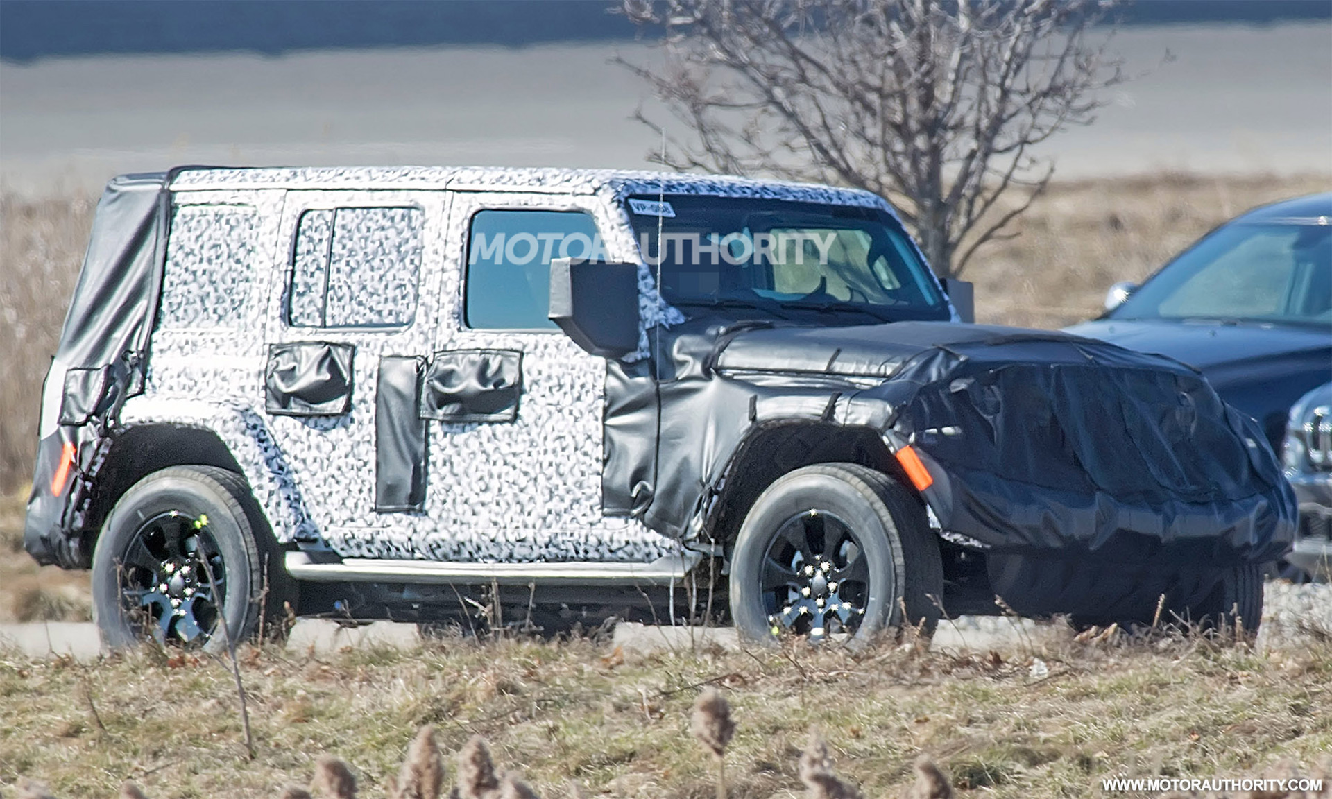Jeep Wrangler Will Get Diesel Option For 2019