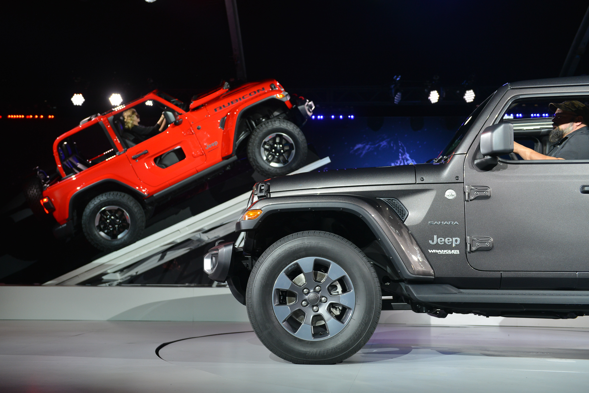 Rock is ready to roll: 2018 Jeep Wrangler video preview