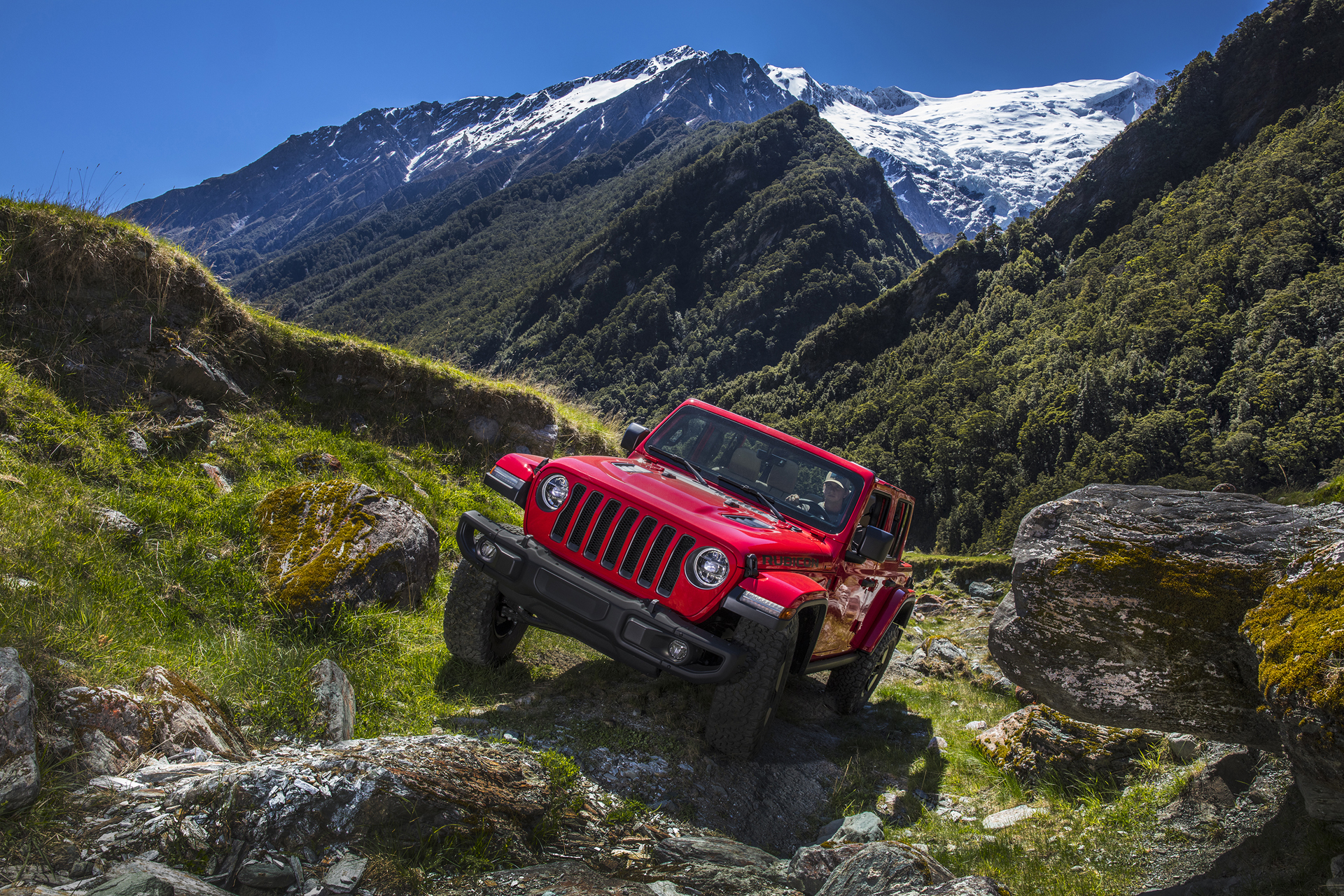 EPA rates 2018 Jeep Wrangler turbo-4 gas mileage