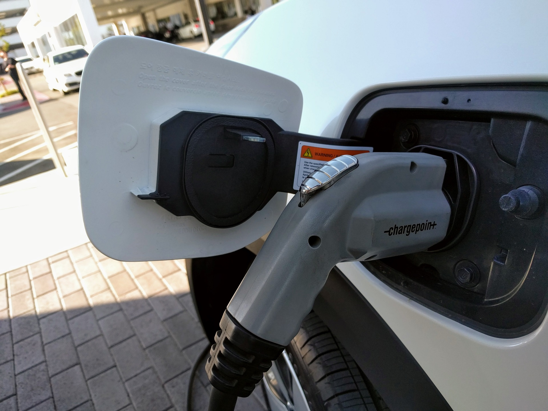 Bmw Santa Ana >> PG&E launches program to install 7,500 electric-car charging stations in California