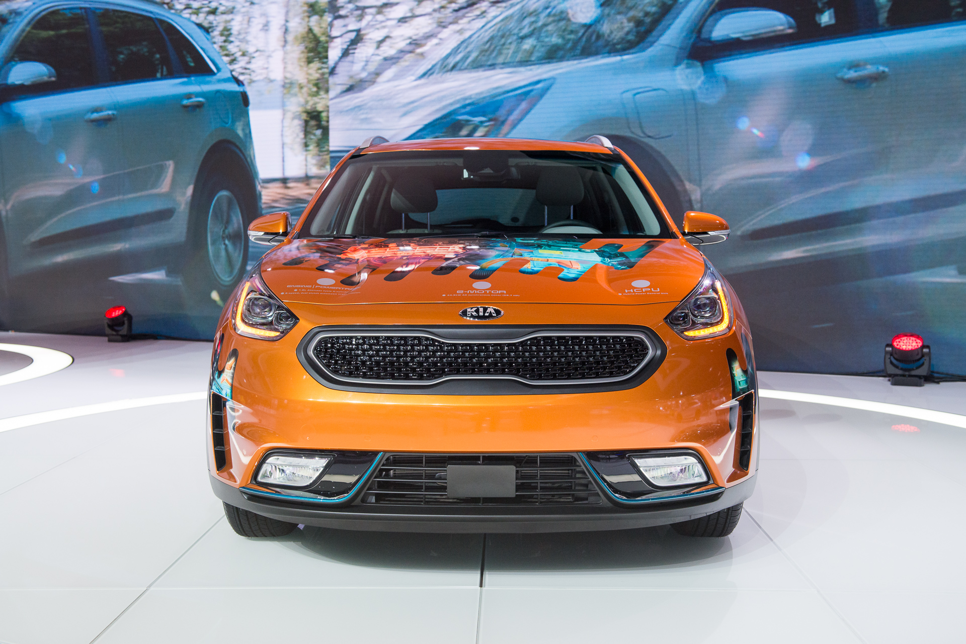 2018 kia niro plug in hybrid to launch in u s at end of year. Black Bedroom Furniture Sets. Home Design Ideas