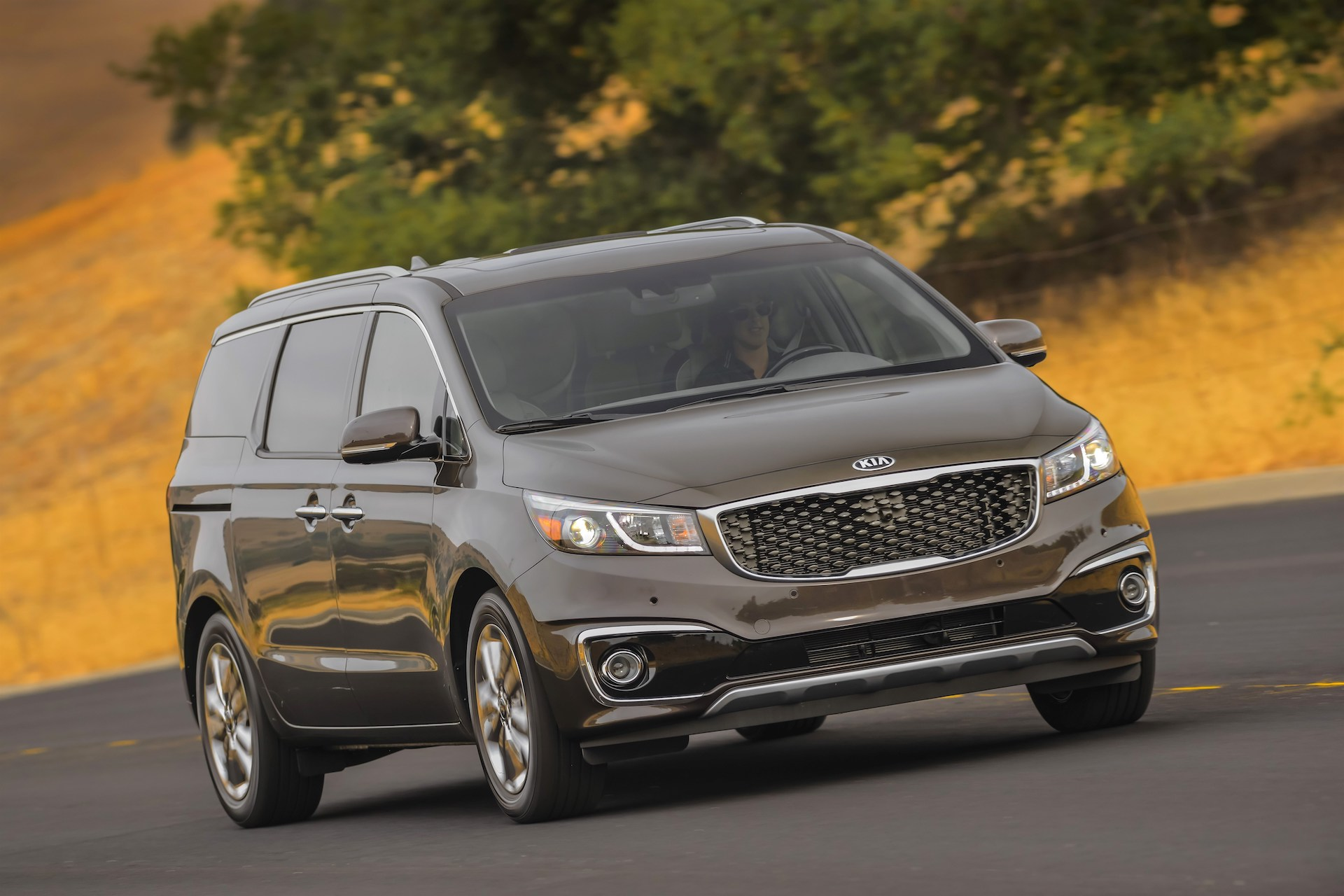 2018 kia sedona review ratings specs prices and photos the car connection. Black Bedroom Furniture Sets. Home Design Ideas