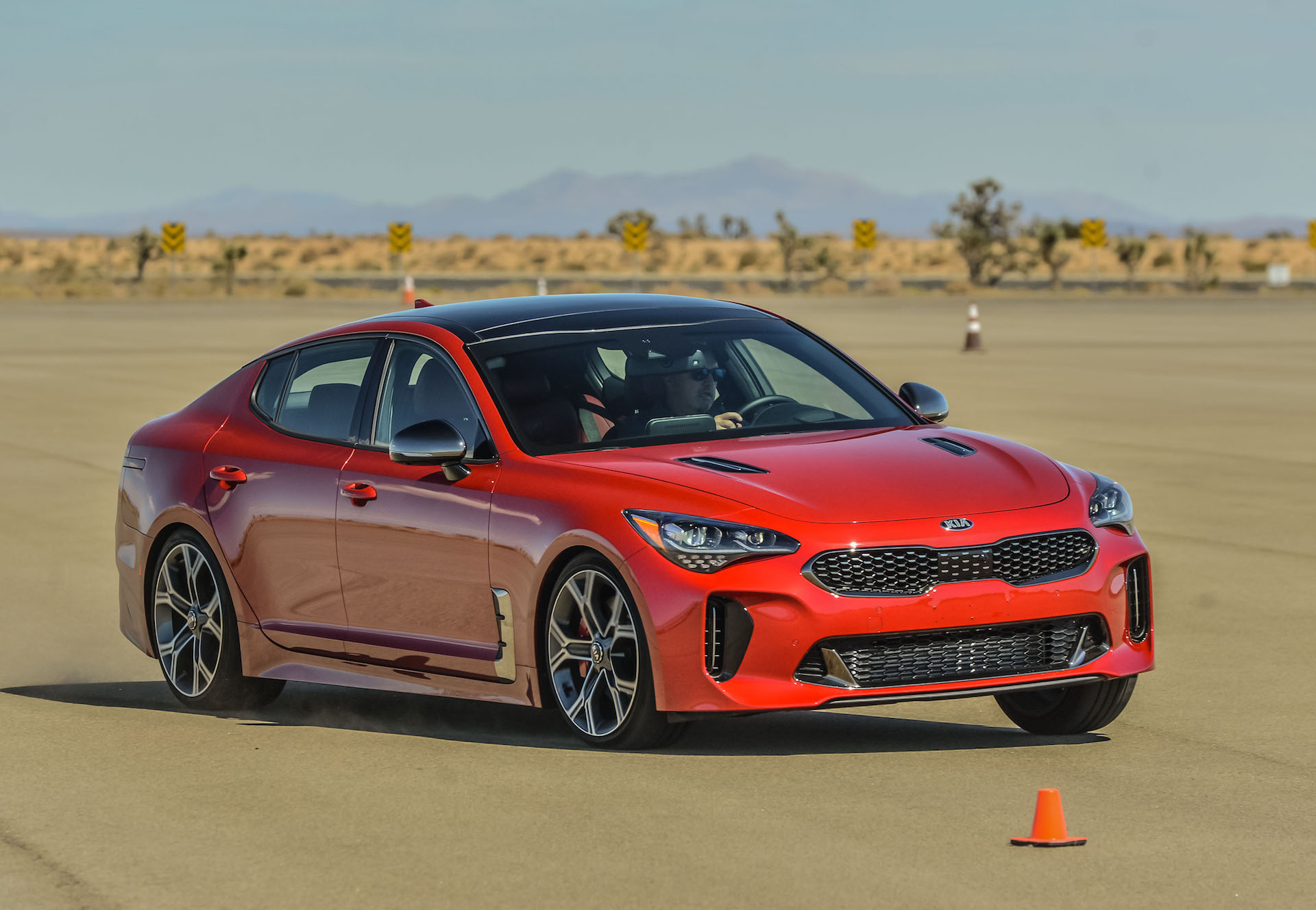 2018 Kia Stinger First Drive Review An Upscale Sporty