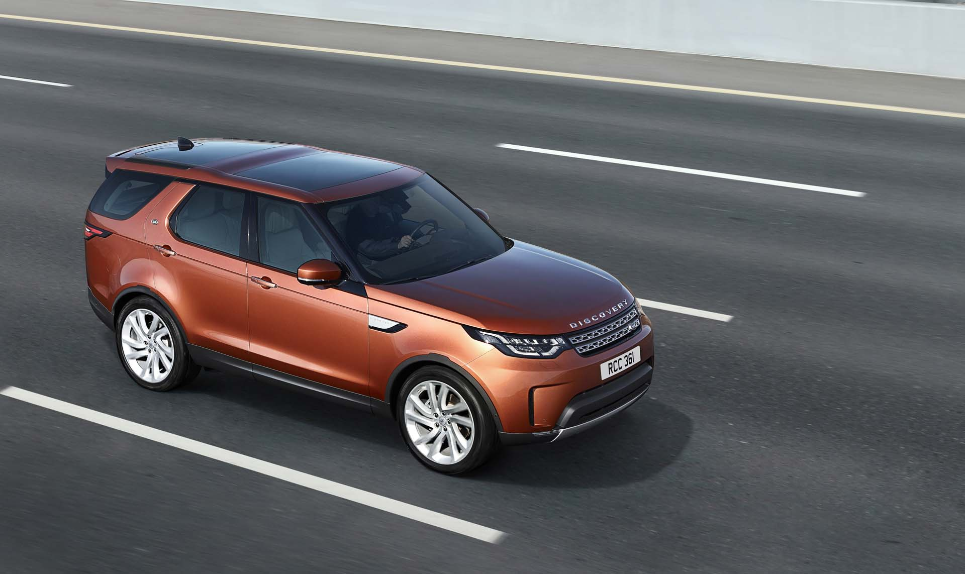 Land Rover Discovery Sees Price Rise For 2018