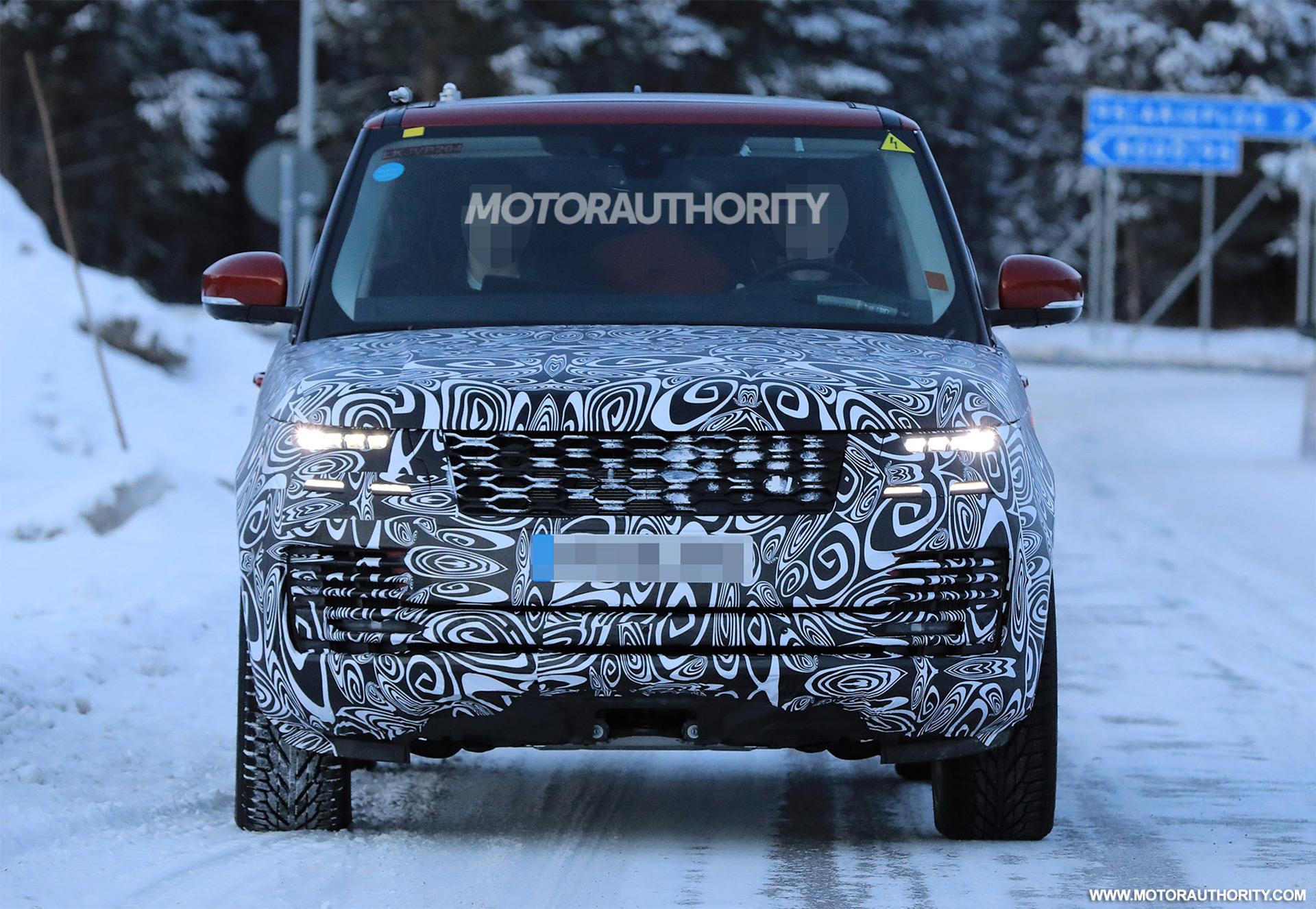 Range Rover Plug In Hybrid Camaro Zl1 Top Sd Hoverbike Testing Car News Headlines