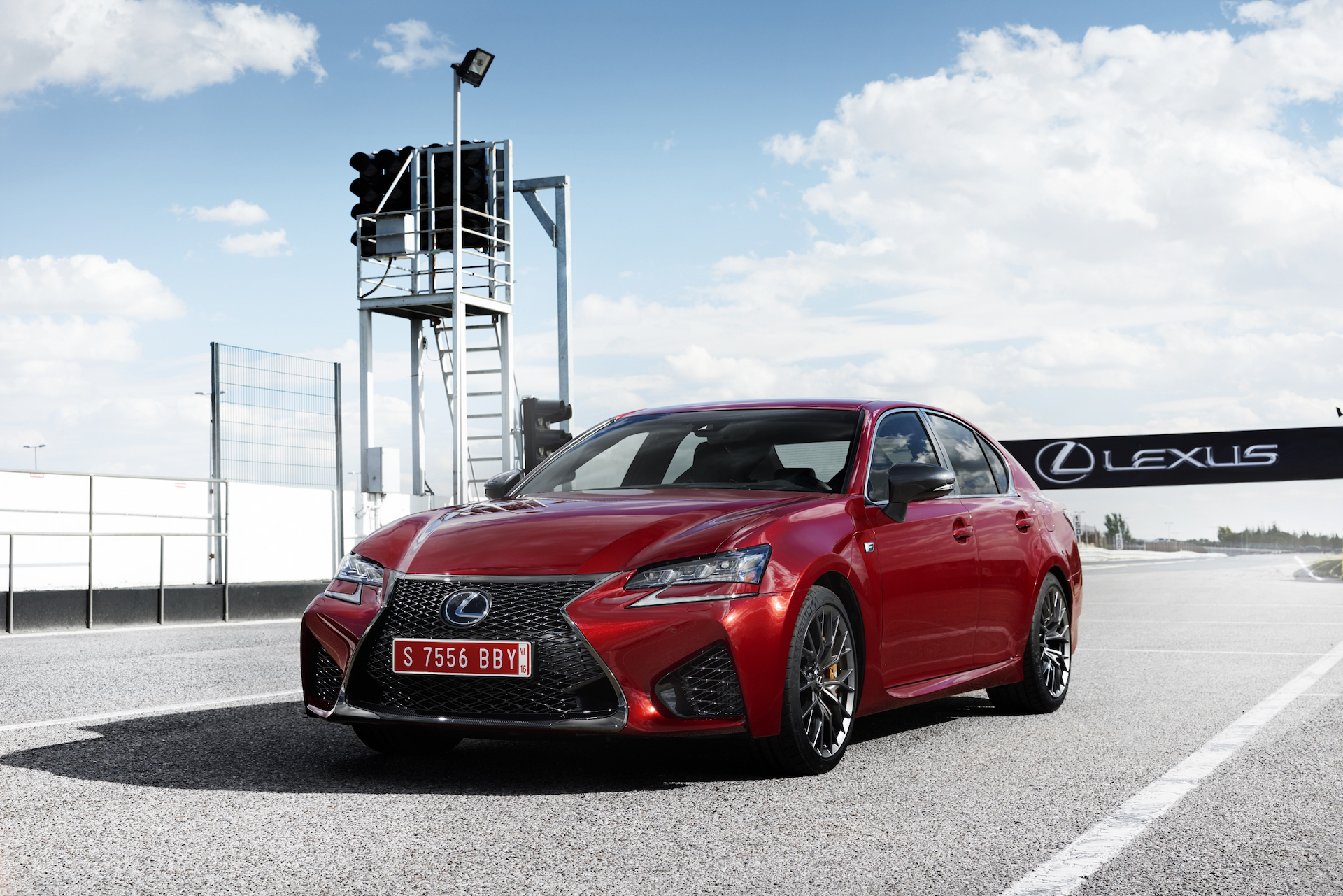 2018 lexus gs f review ratings specs prices and photos the car connection. Black Bedroom Furniture Sets. Home Design Ideas