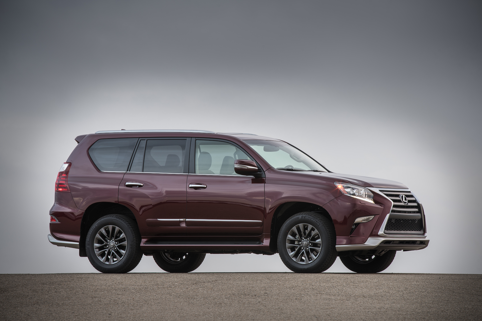 2018 Lexus Gx Review Ratings Specs Prices And Photos The Car Connection