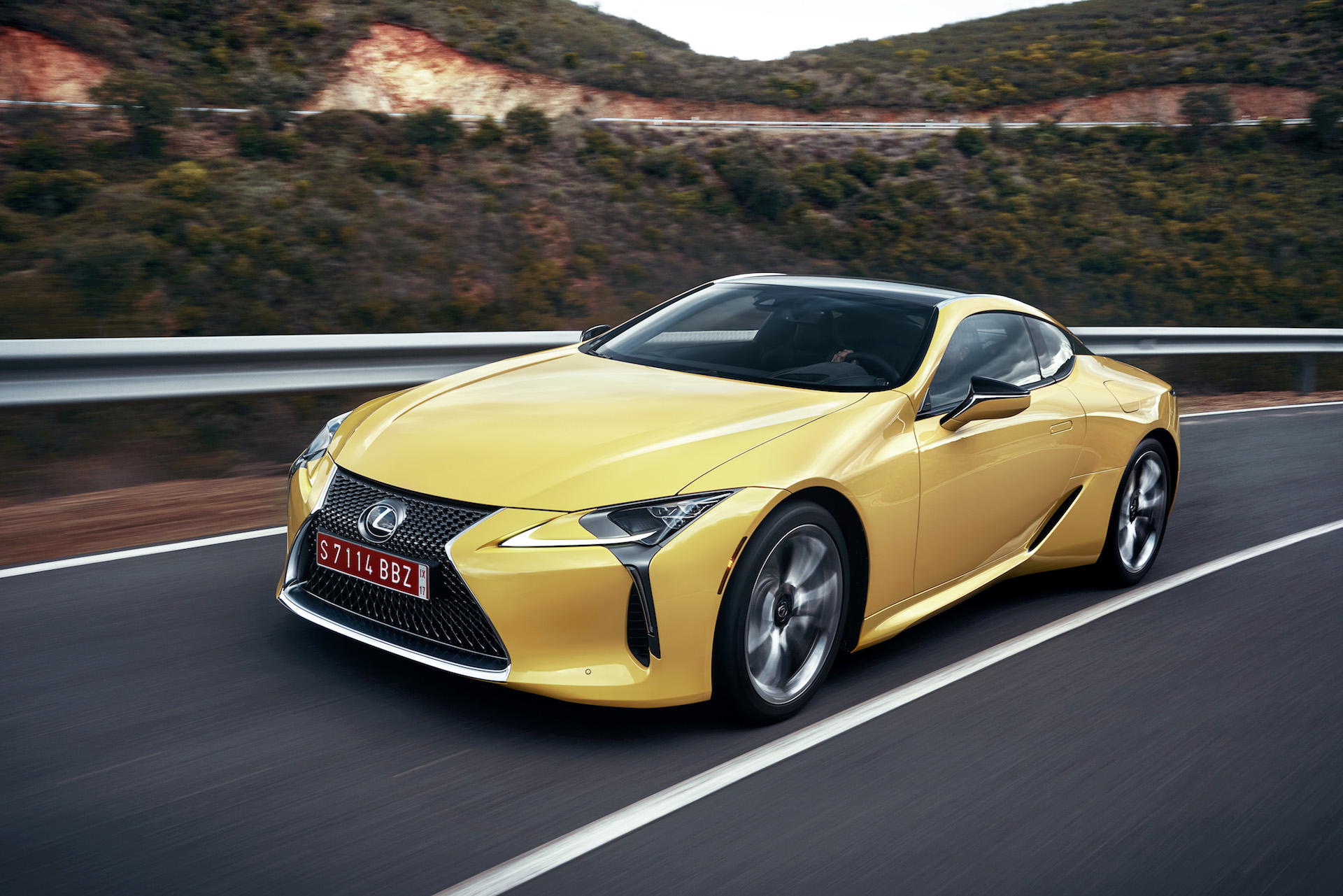 2019 Lexus Lc 500 Preview >> 2018 Lexus LC 500 first drive review