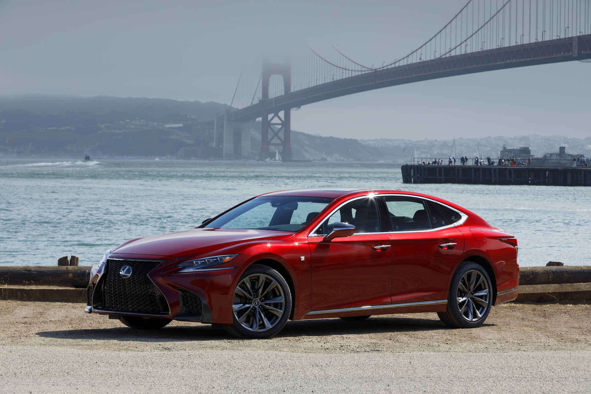 Car Brands Starting With F >> 2018 Lexus LS priced from $75,995