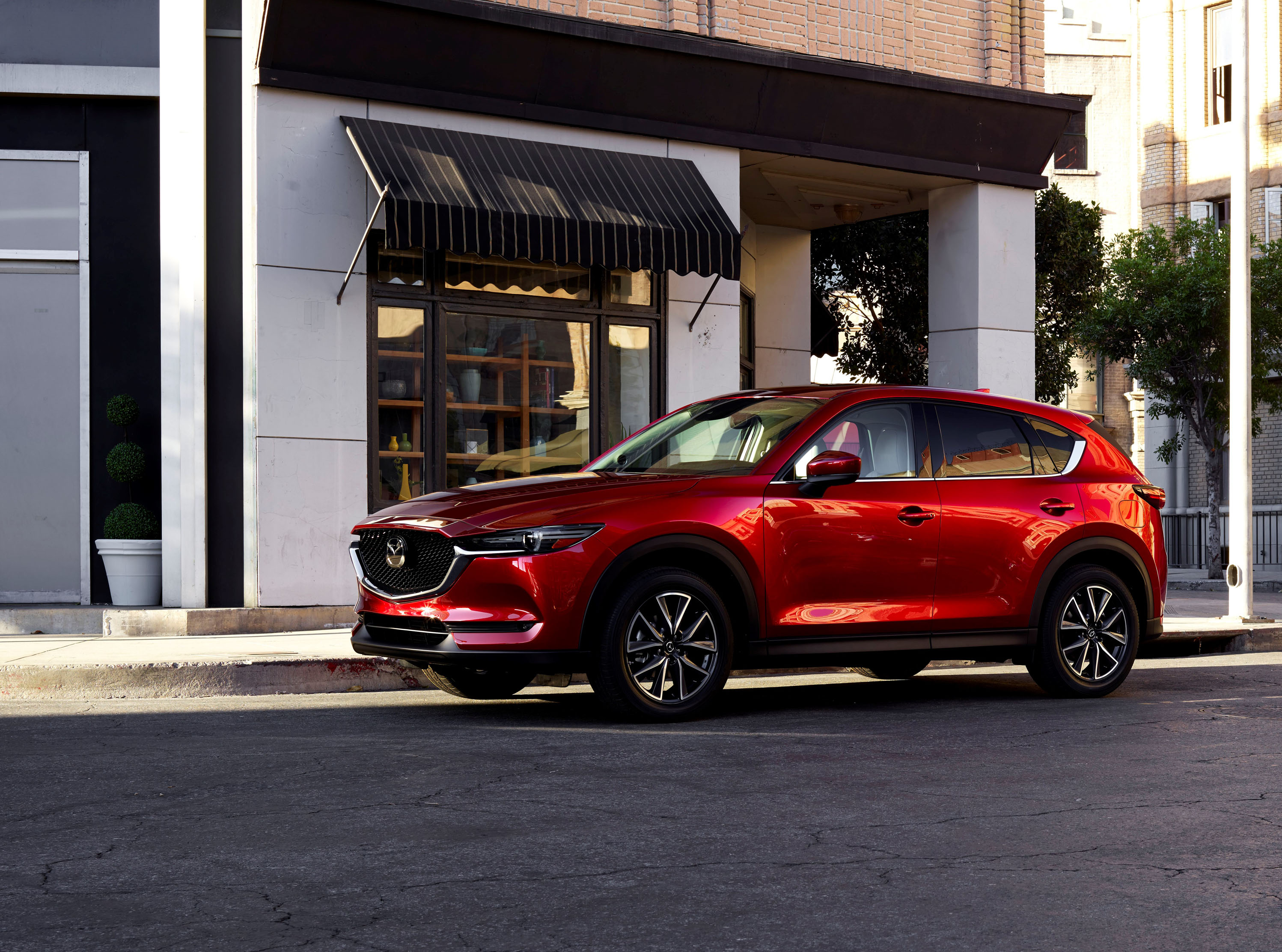Mazda CX-5 diesel gets 28-mpg EPA city rating