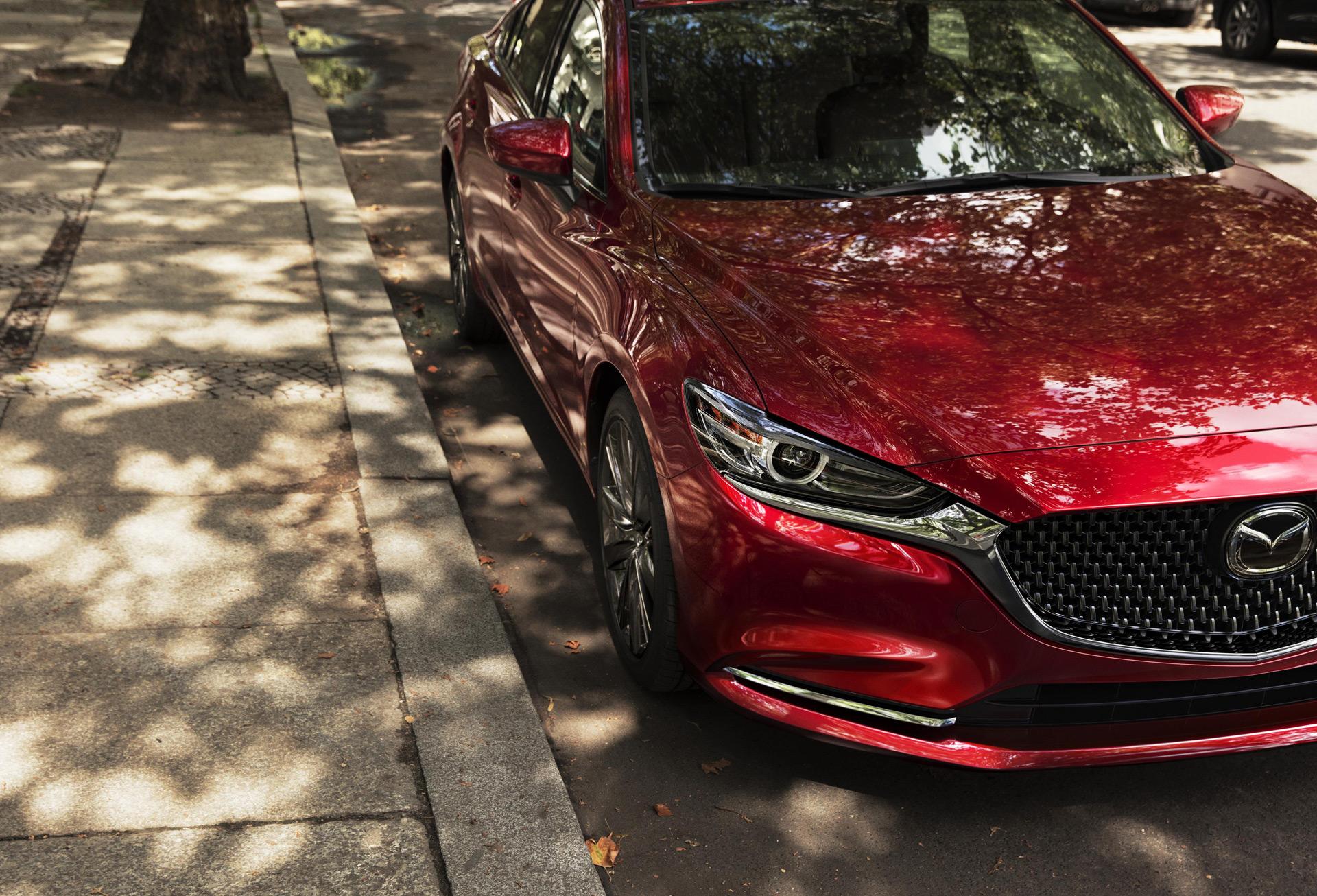 Mazda 6 Finally Gets Mazda S 2 5 Liter Turbo Engine