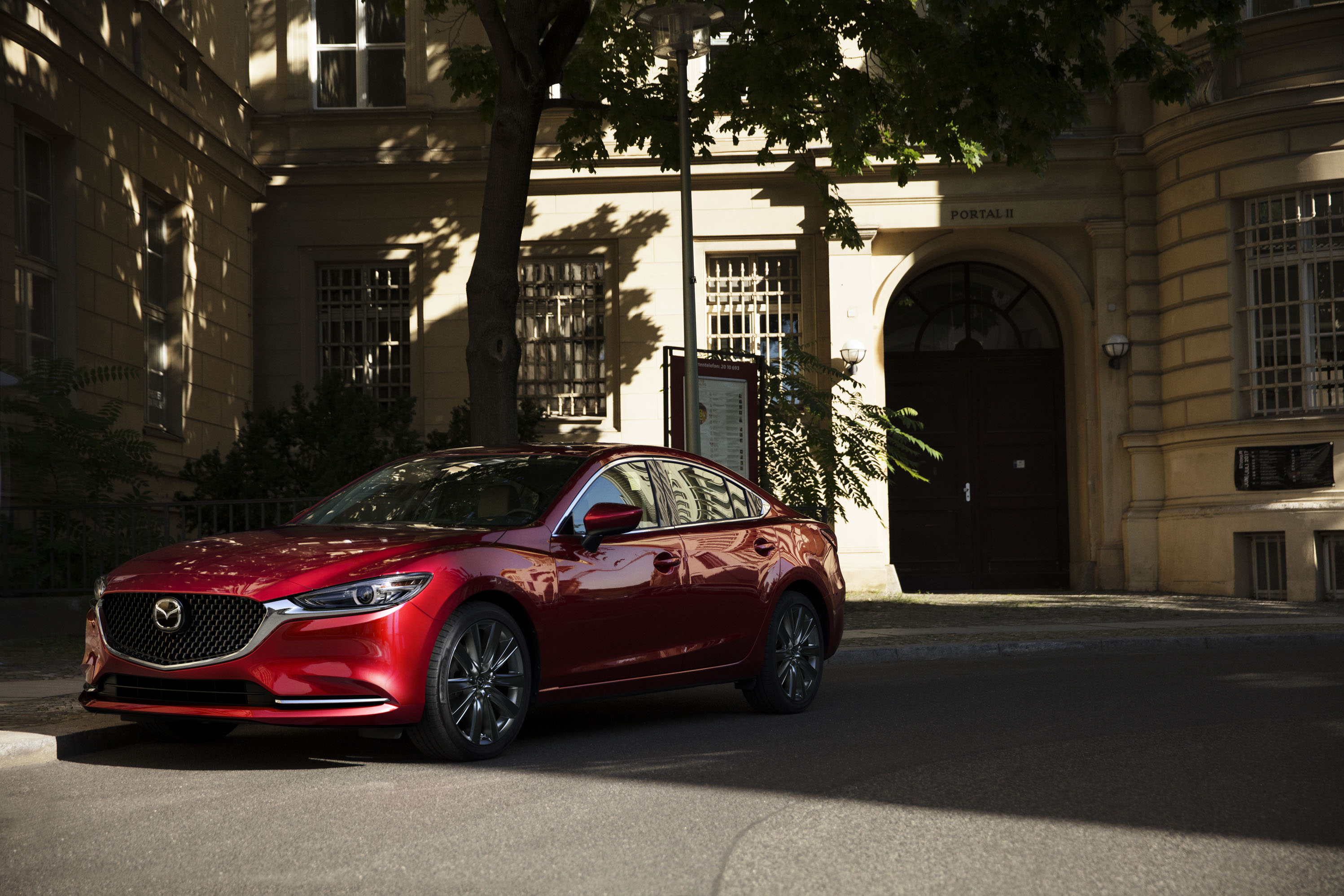 Mazda 6 Says So Long To Manual Transmission For 2019 But It