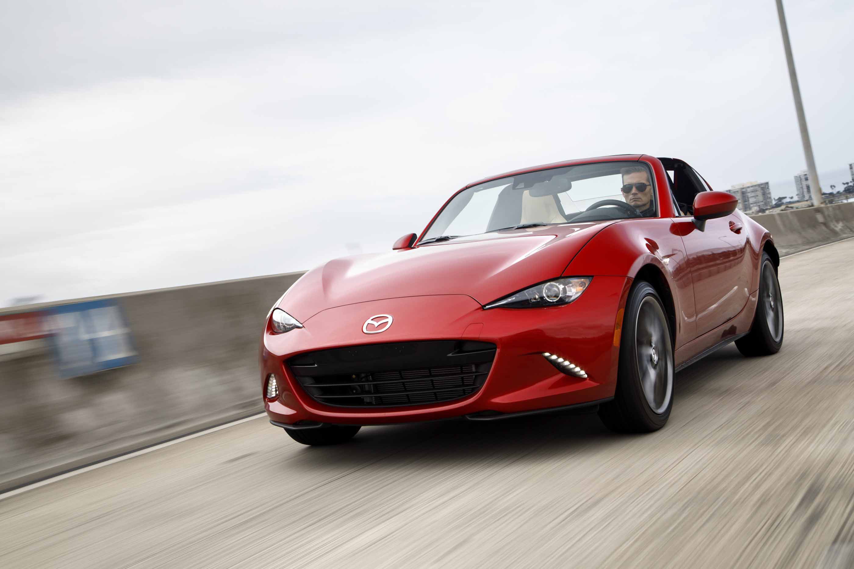 2018 mazda mx 5 miata review ratings specs prices and photos the car connection. Black Bedroom Furniture Sets. Home Design Ideas