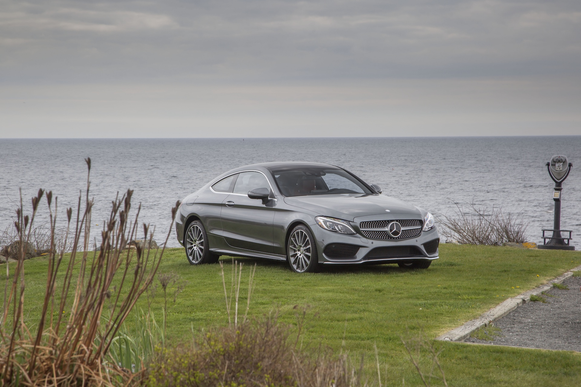 2018 Mercedes Benz C Class Review Ratings Specs Prices And Photos The Car Connection