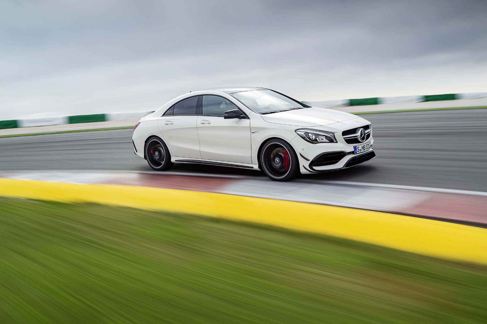 2018 Mercedes Benz Cla Class Review Ratings Specs Prices And Photos The Car Connection