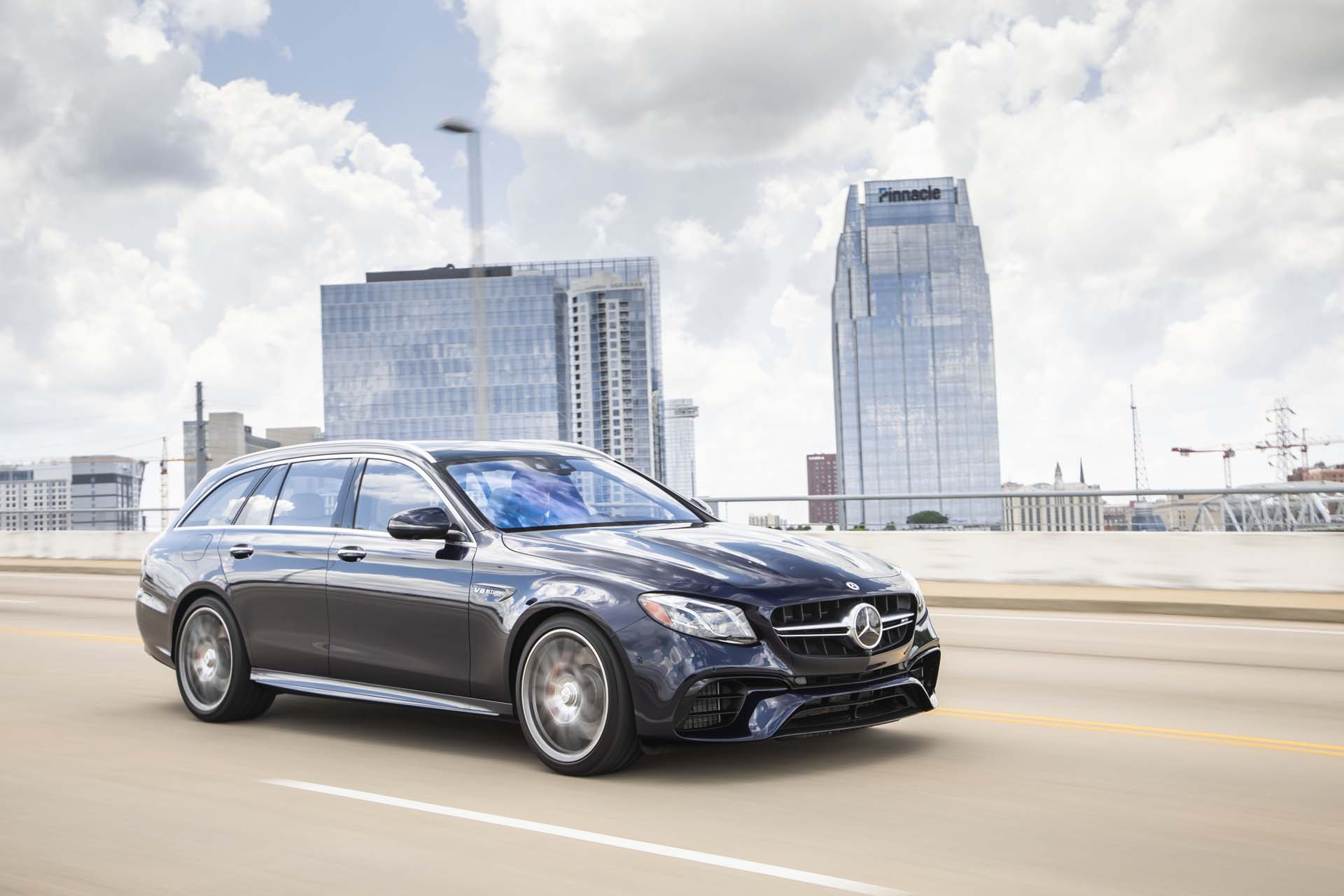 2018 Mercedes Amg E63 S Wagon First Drive Review The Finest Bagel Hauler