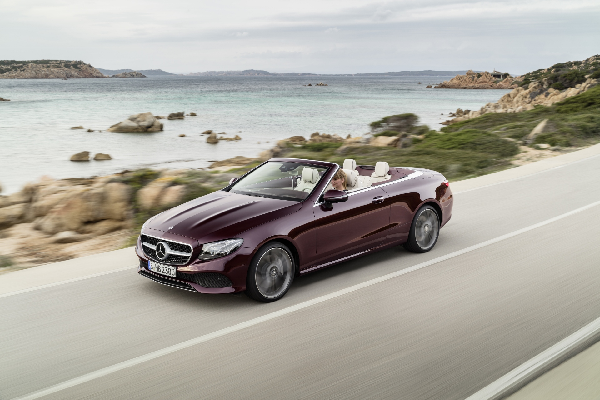 2018 Mercedes Benz E Cl Cabriolet First Drive Review A True At Last