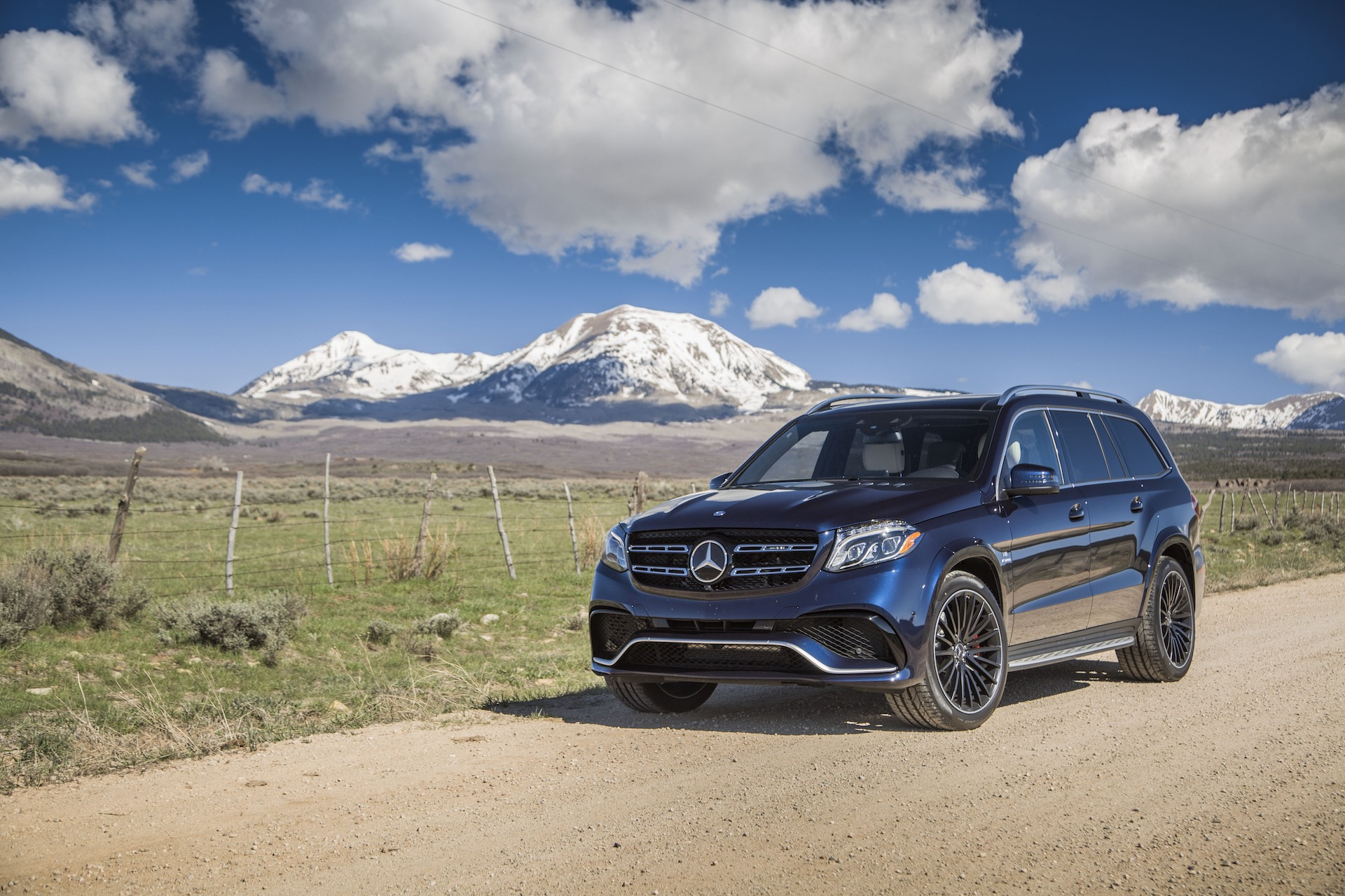 2018 mercedes benz gls class quality review the car for Used mercedes benz gls450