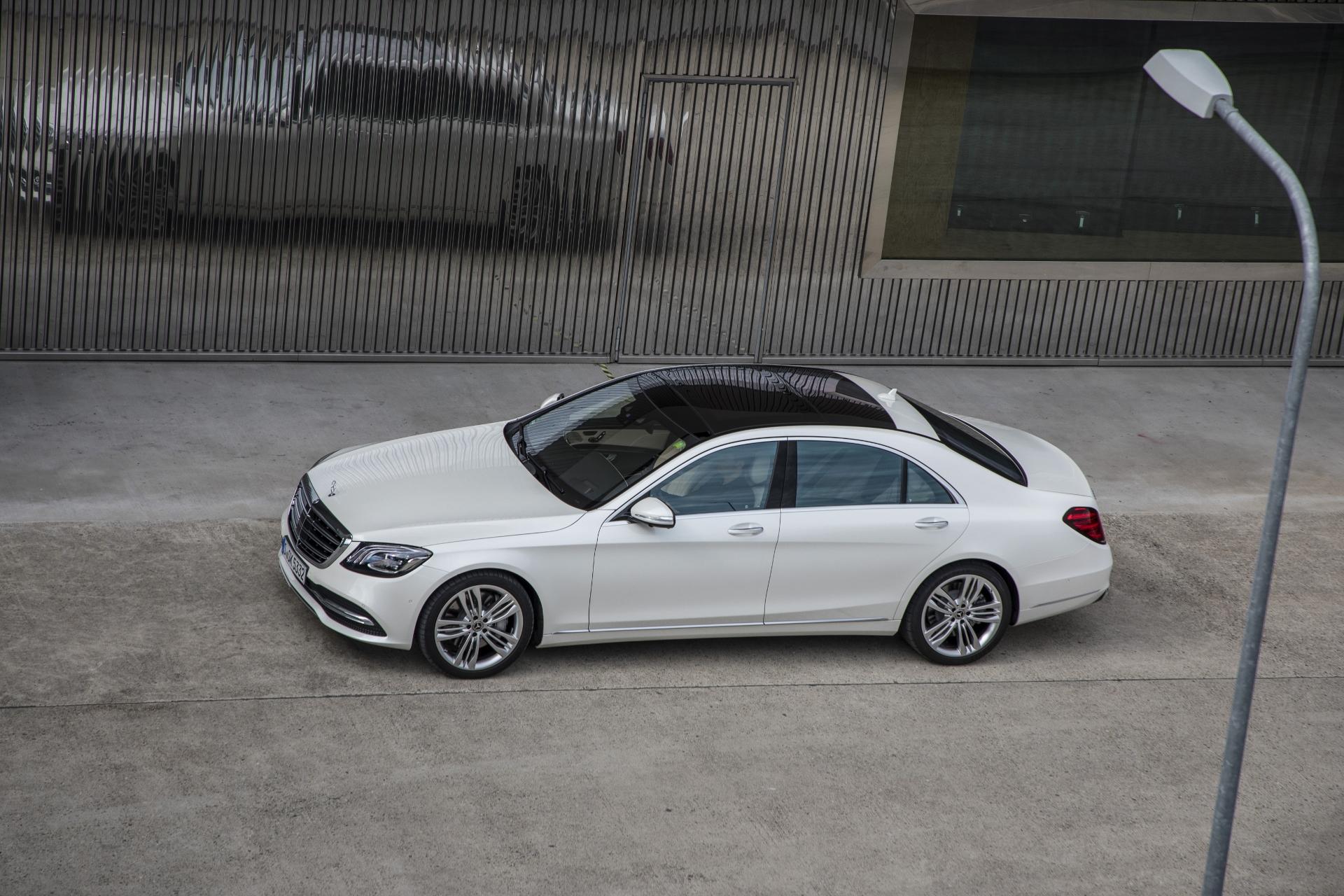 BMW M8, Dodge Challenger SRT Demon, Mercedes-Benz S-Class ...