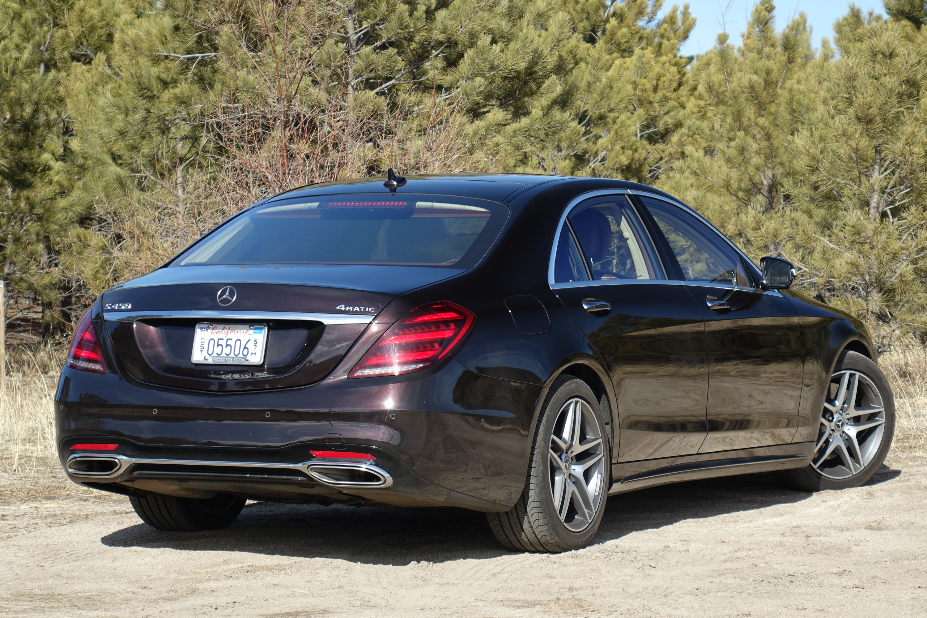 The opulence of options what 50k adds to the 2018 for Mercedes benz options