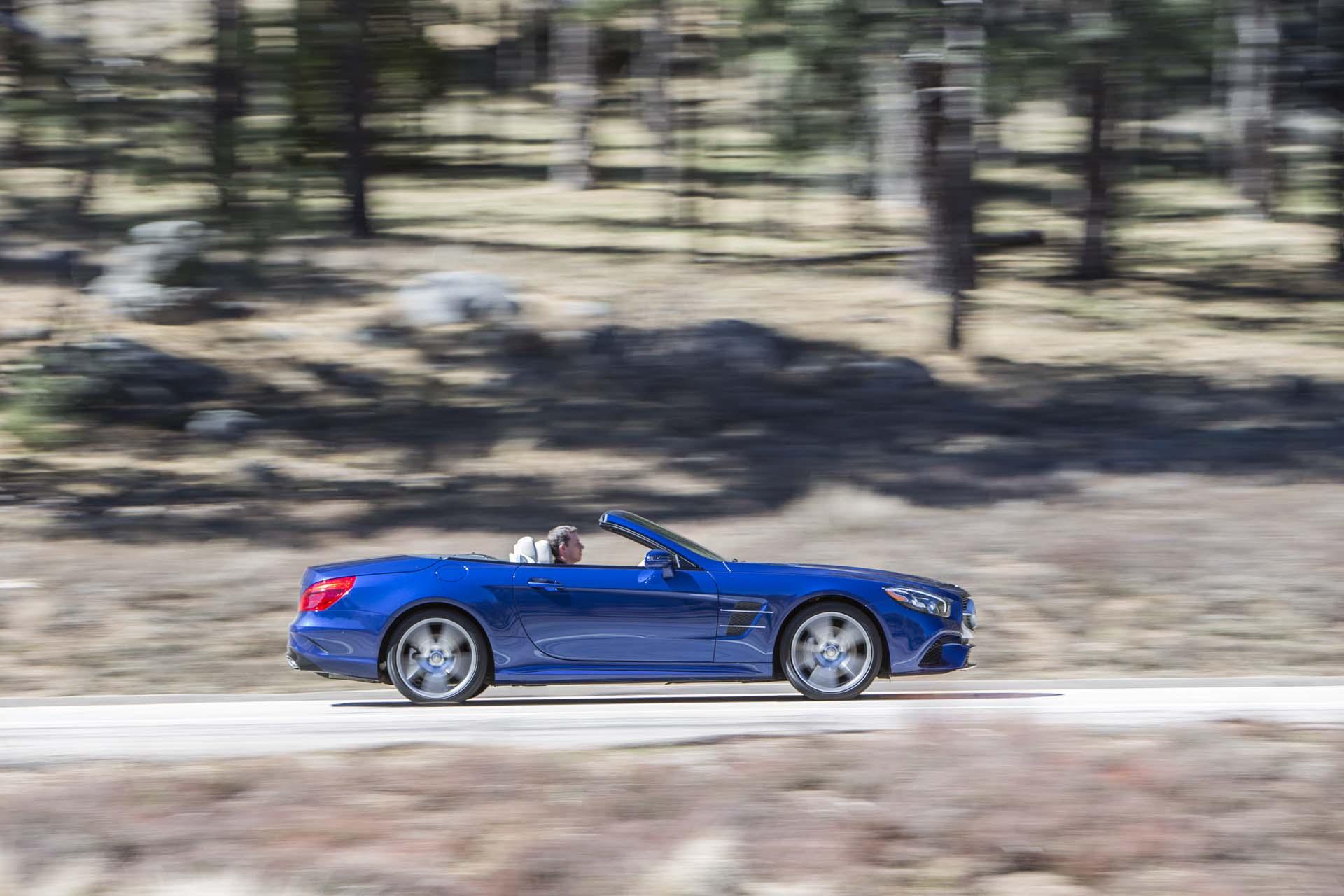 2018 mercedes benz sl class performance review the car for Mercedes benz sl 2018