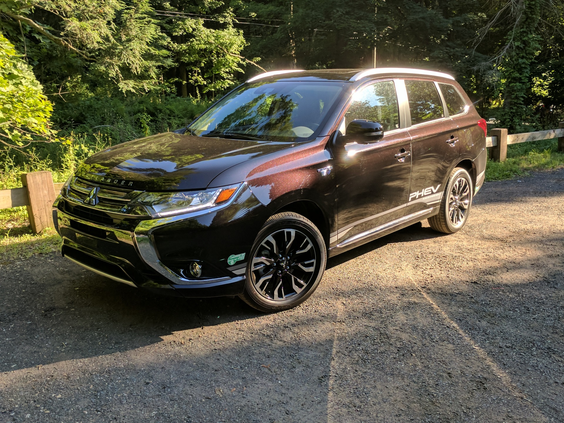 2018 Mitsubishi Outlander PHEV gas mileage review ...