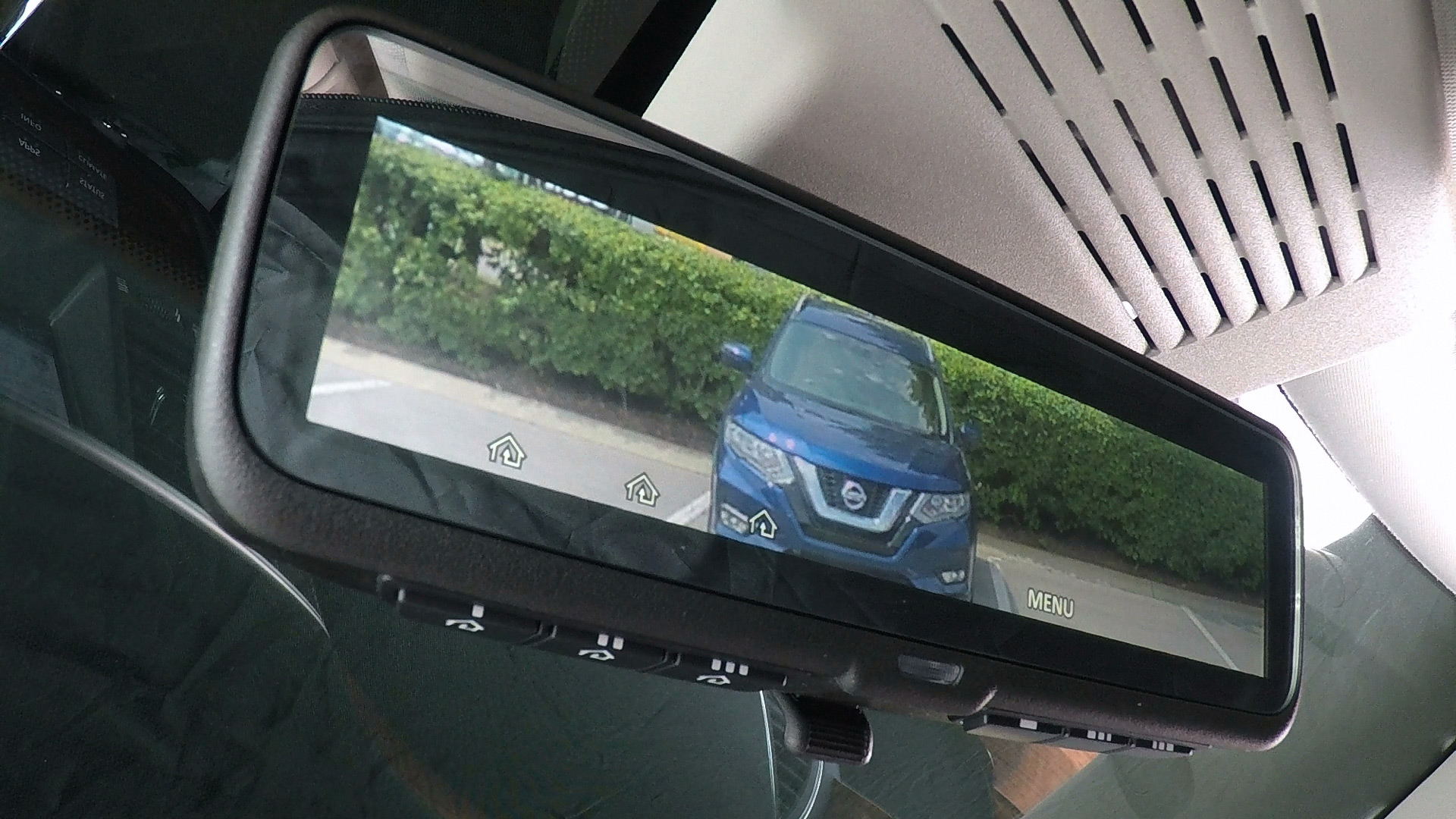Nissan Armada 2020 >> 2018 Armada is first Nissan with video-streaming rearview mirror