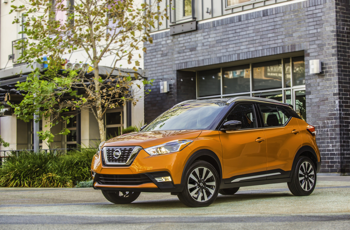 Electric Cars For Sale >> 5 things to know about the 2018 Nissan Kicks
