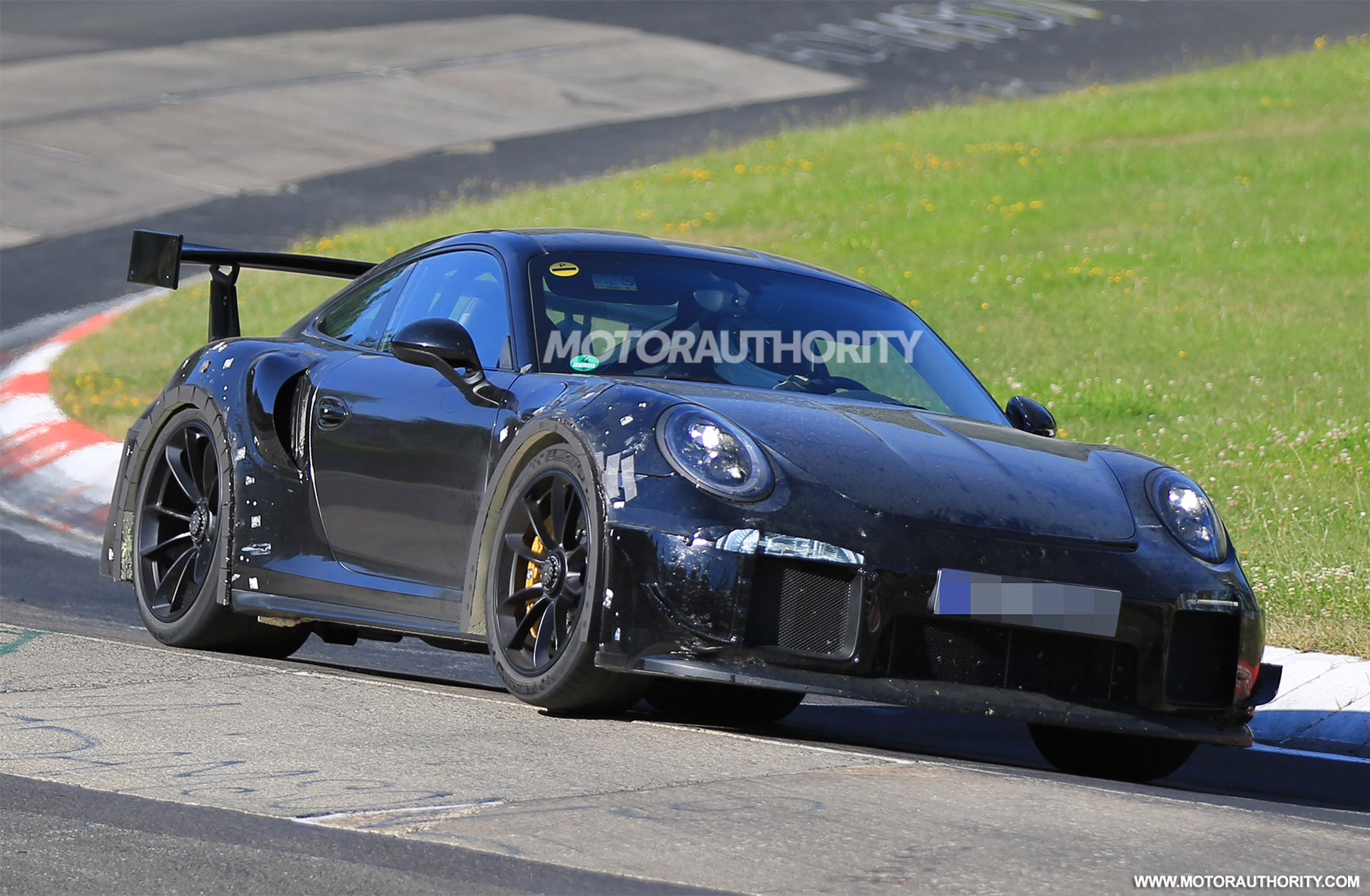 2018-porsche-911-gt2-spy-shots--image-via-s-baldauf-sb-medien_100561189_h Interesting Porsche 911 Gt2 and Gt3 Cars Trend