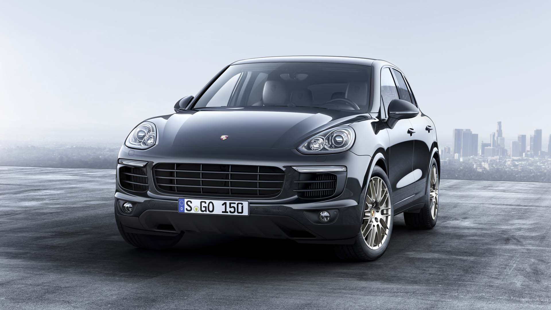 2018 Porsche Cayenne Review Ratings Specs Prices And Photos The Car Connection