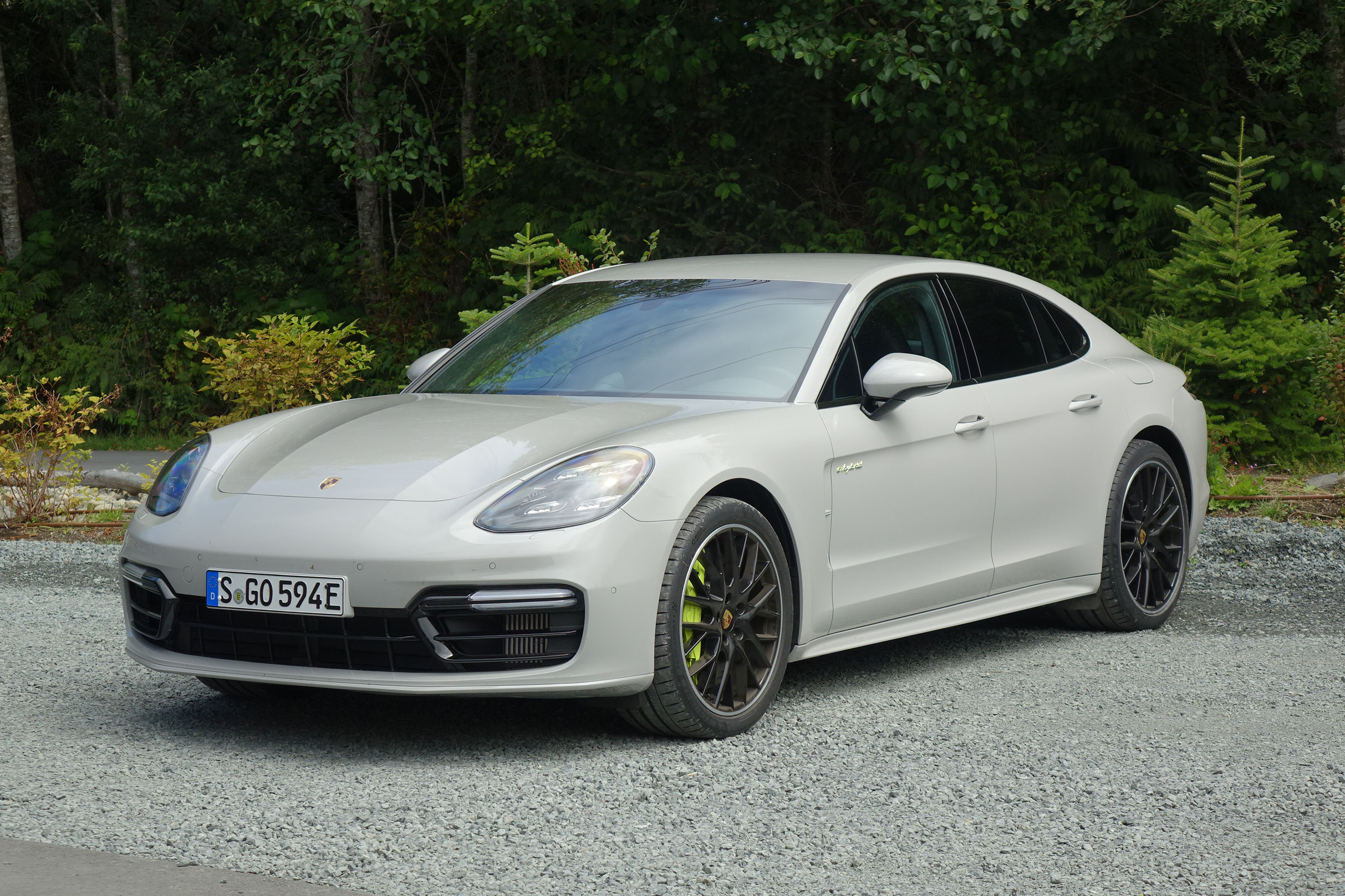Half of all Porsches will plug in by 2025 showing importance of
