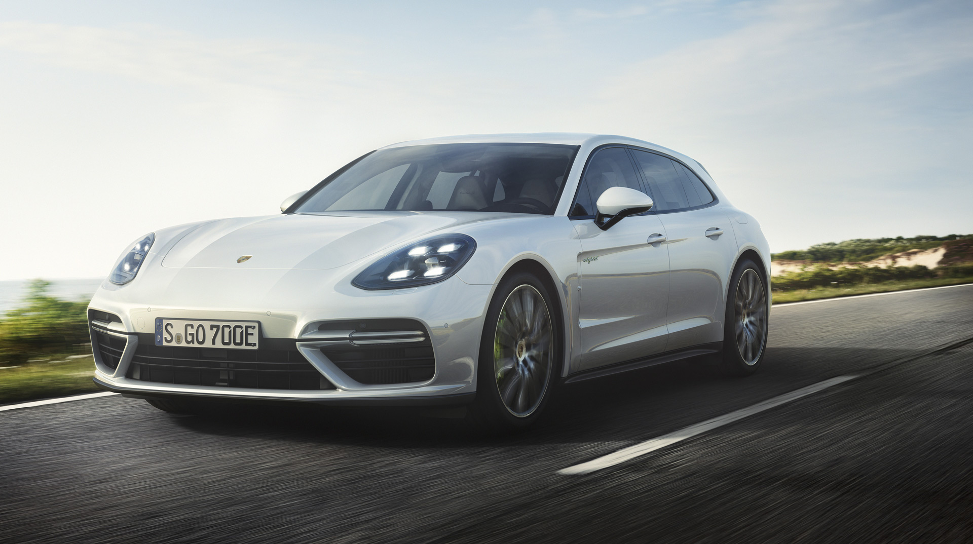 2018 Porsche Panamera Review Ratings Specs Prices And Photos The Car Connection