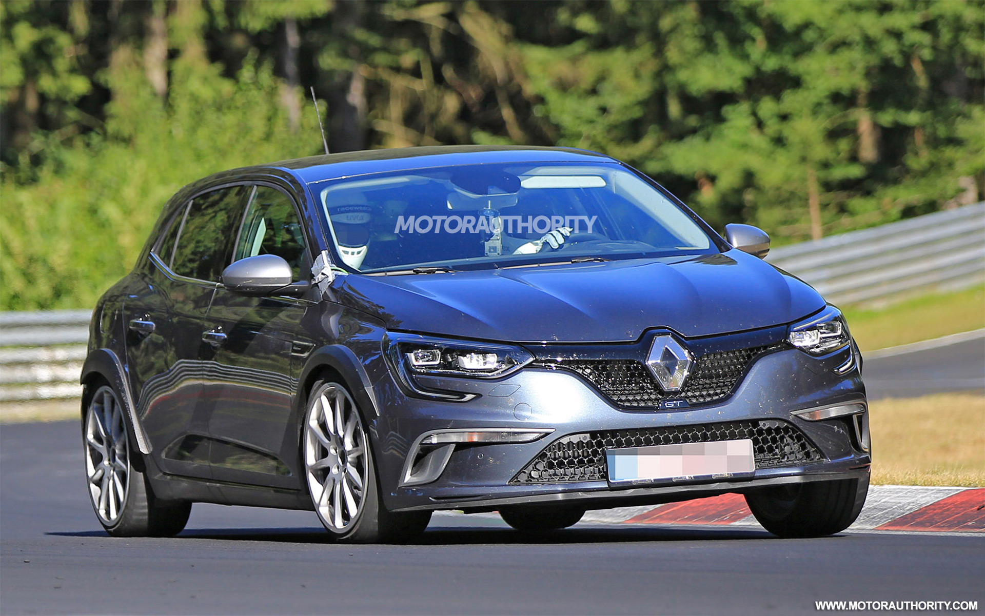 2018 renault m gane rs spy shots. Black Bedroom Furniture Sets. Home Design Ideas
