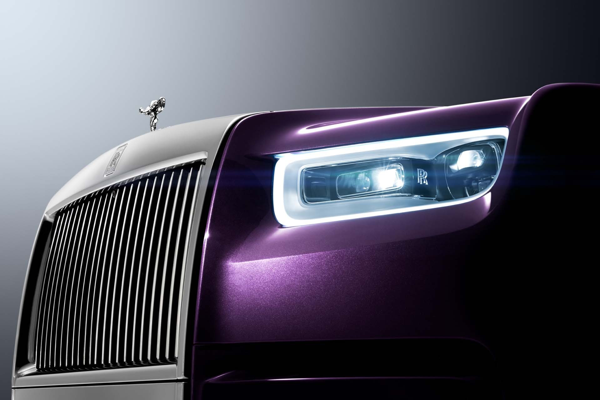 Rolls-Royce doesn't do half steps; EVs in the future, no hybrids