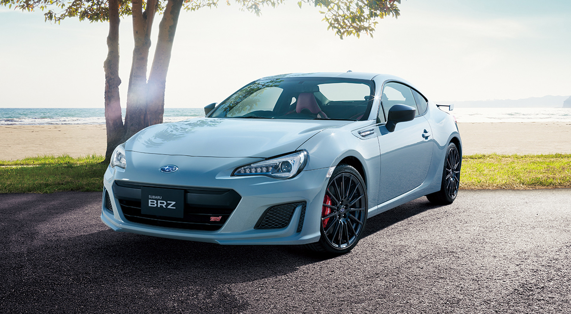 subaru brz sti sport confirmed for 2017 tokyo motor show. Black Bedroom Furniture Sets. Home Design Ideas