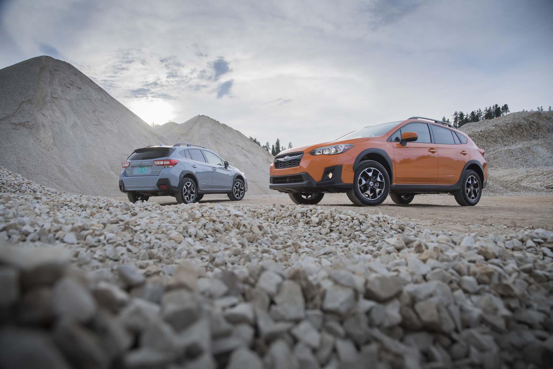 Subaru Crosstrek Vs Jeep Renegade Compare Cars - 2018 subaru crosstrek invoice price