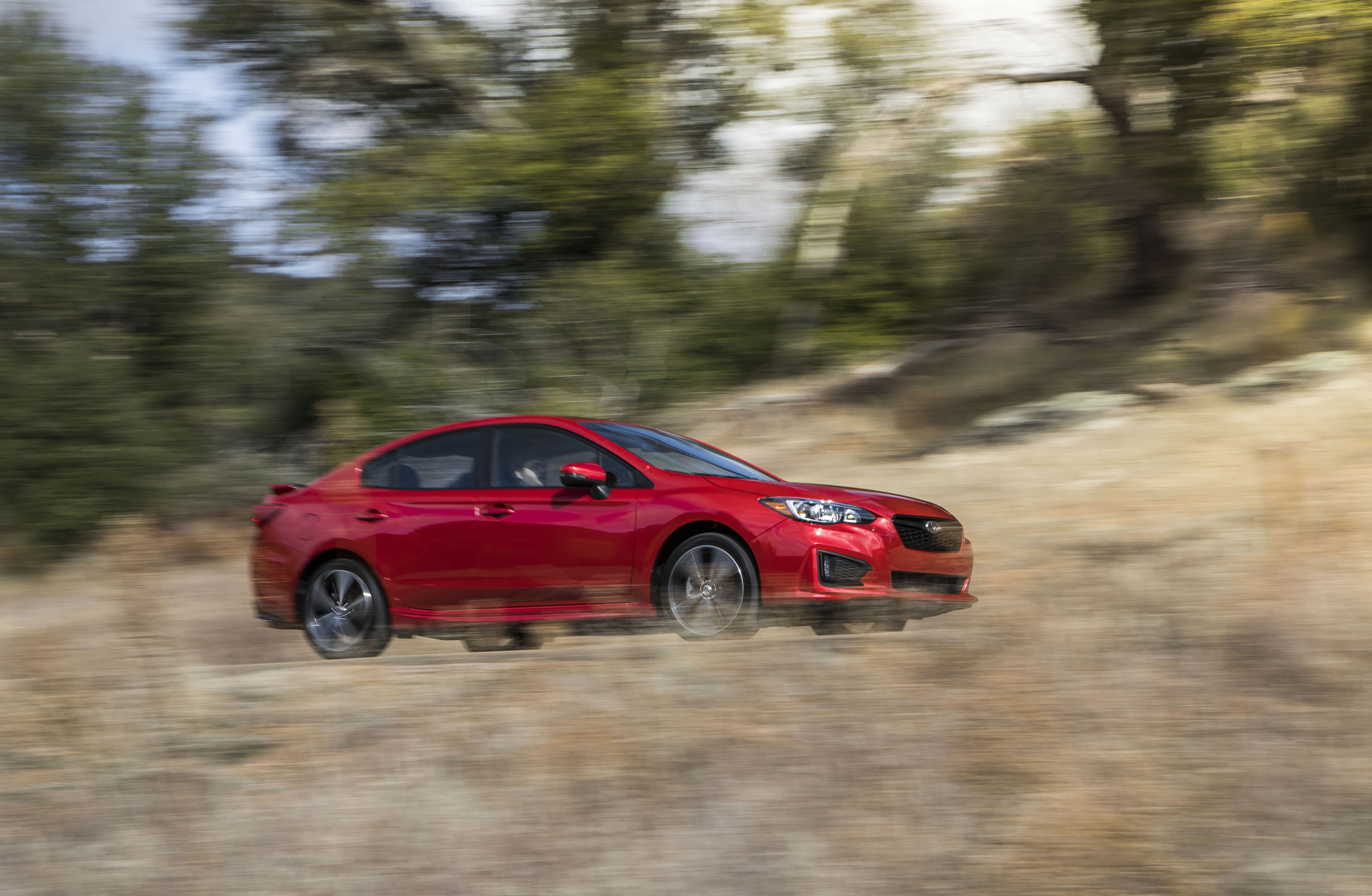2018 Subaru Impreza Review Ratings Specs Prices And Photos The Car Connection