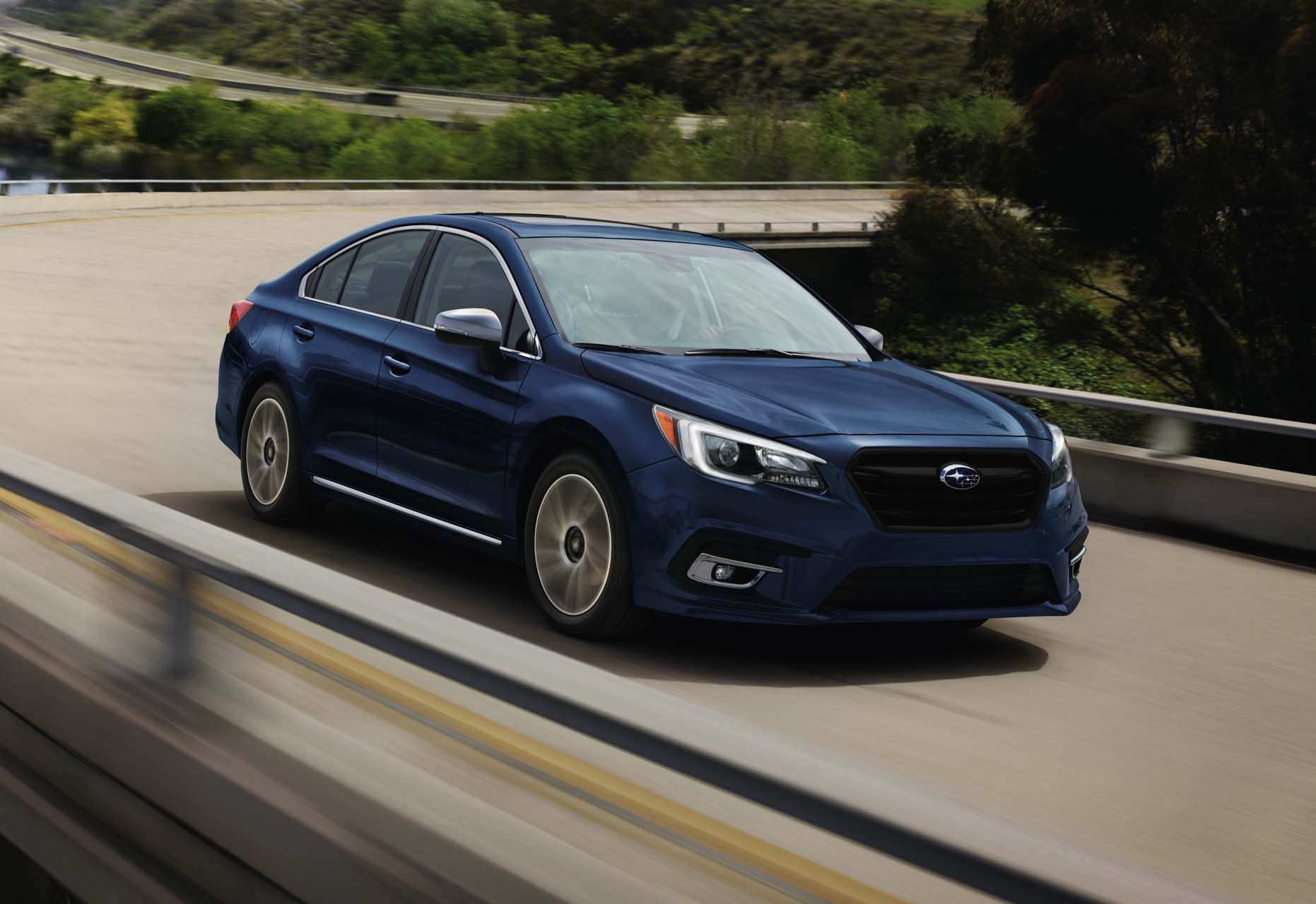 2018 Subaru Legacy Review