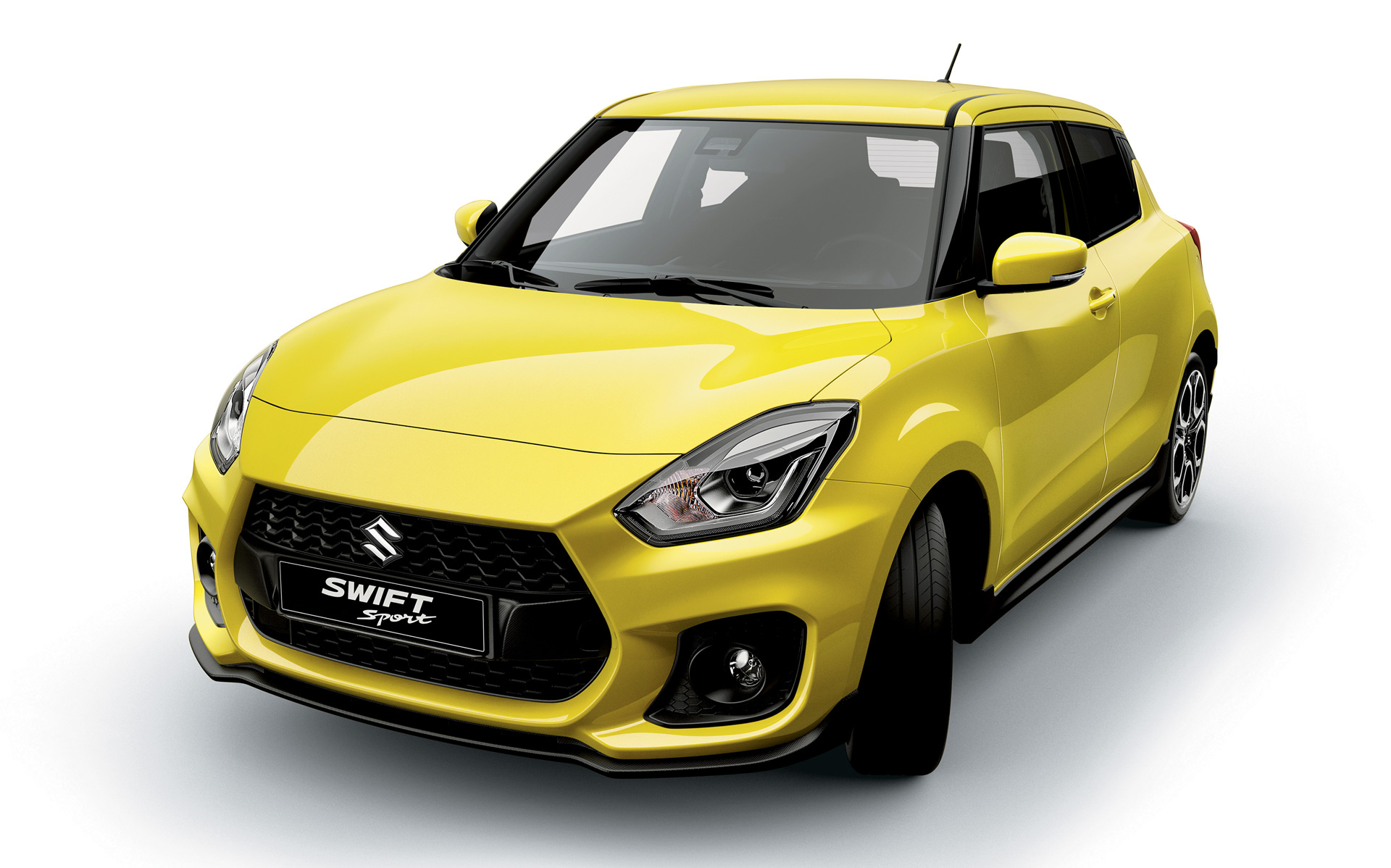 new suzuki swift sport to debut at 2017 frankfurt auto show. Black Bedroom Furniture Sets. Home Design Ideas