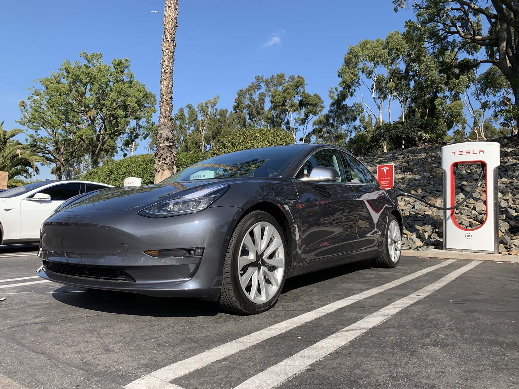 2018 Tesla Model 3 First Drive Review This Is The Future Today