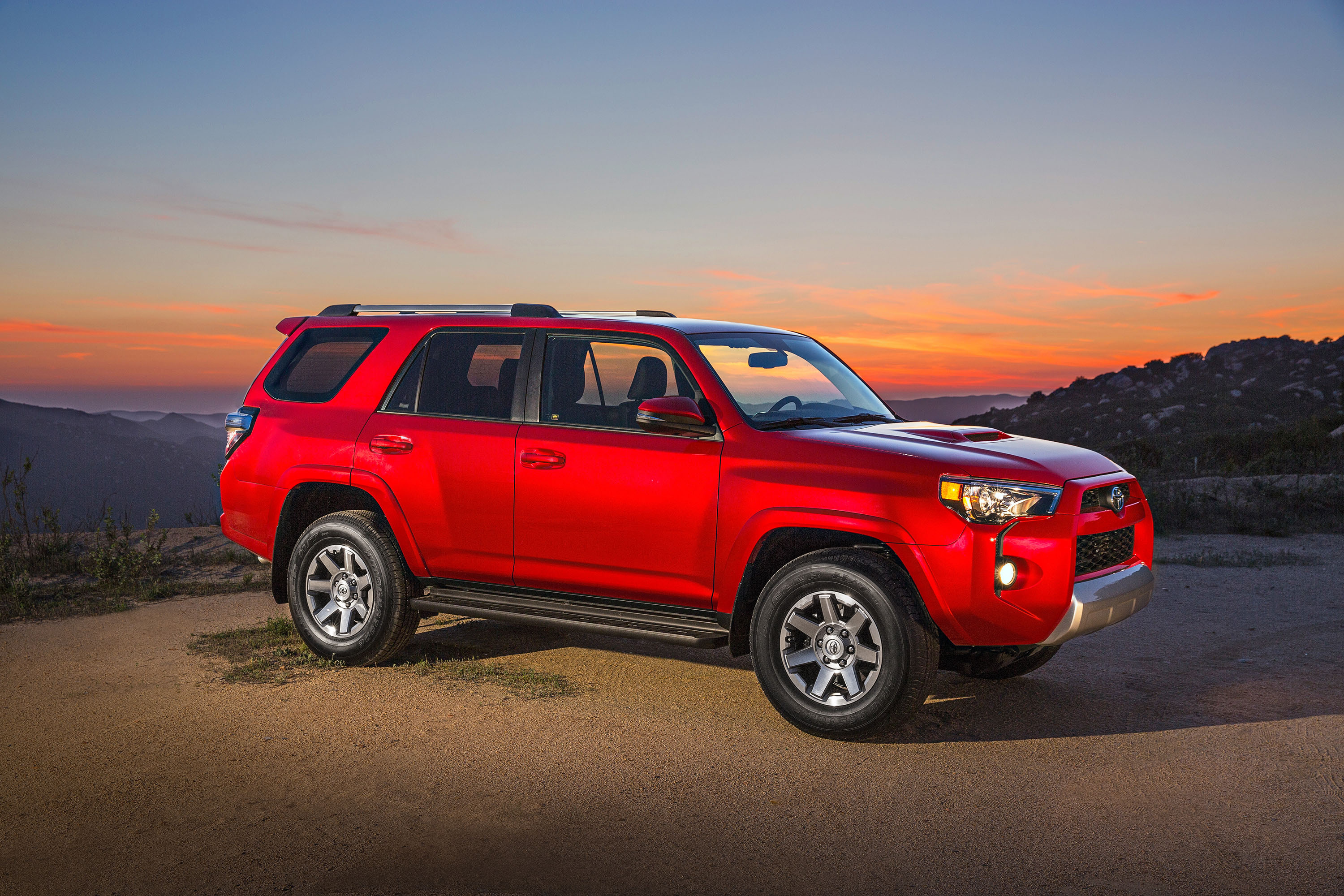 2018 toyota 4runner review ratings specs prices and photos the car connection. Black Bedroom Furniture Sets. Home Design Ideas