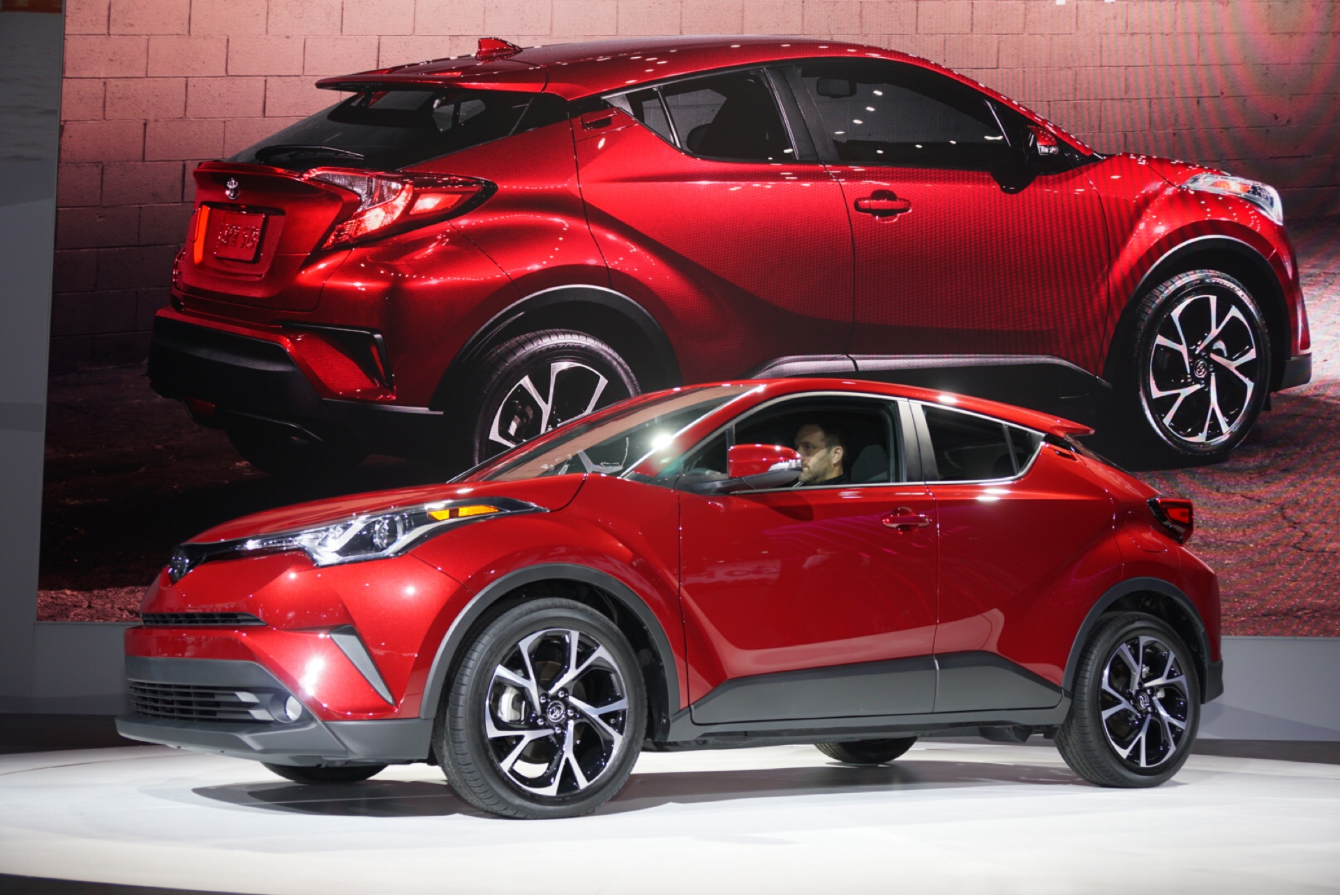 2018 toyota 2 door.  2018 no awd for 2018 toyota chr subcompact crossover for toyota 2 door green car reports
